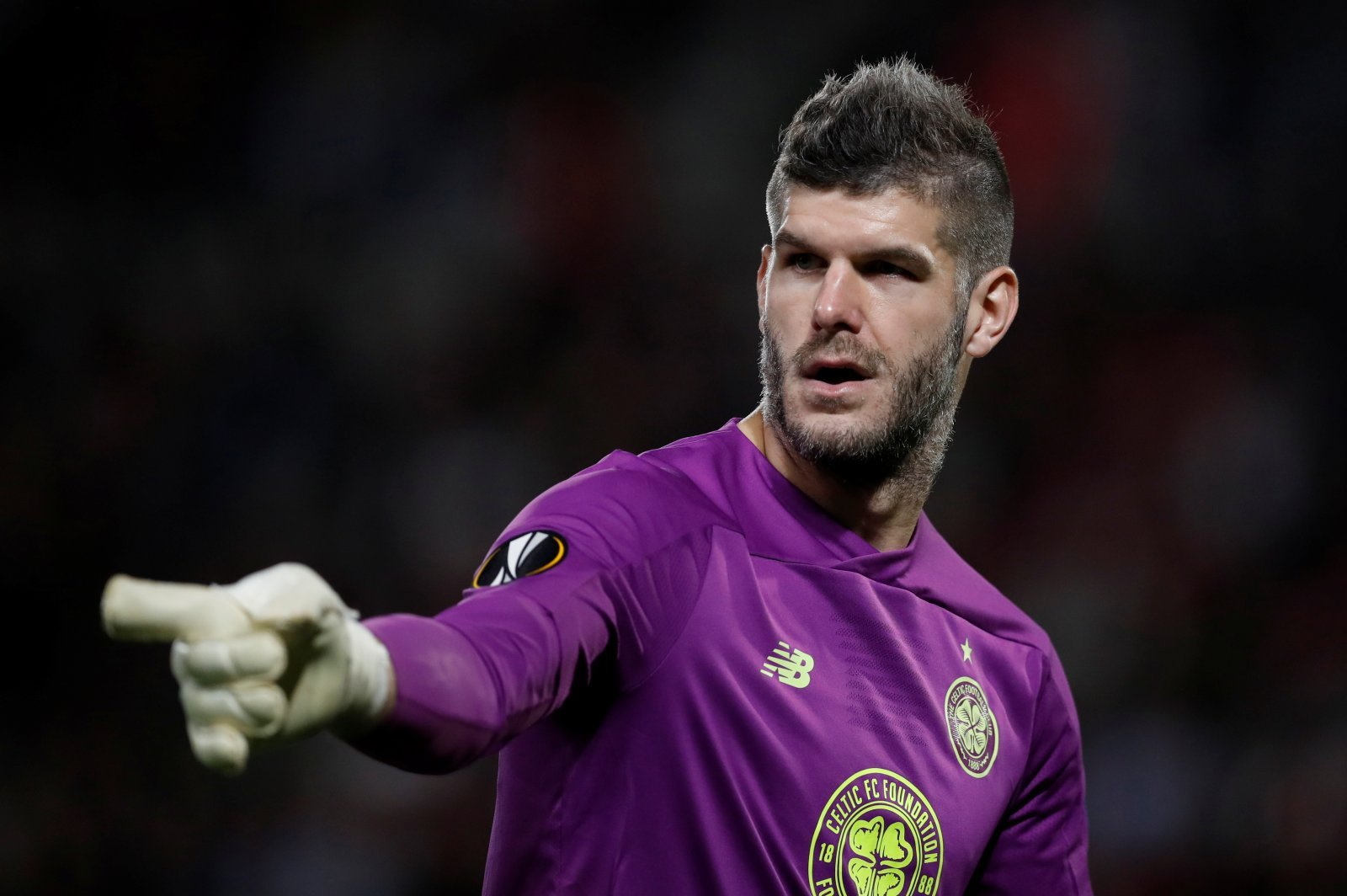 Celtic: Fraser Forster's loan move did not include option to buy