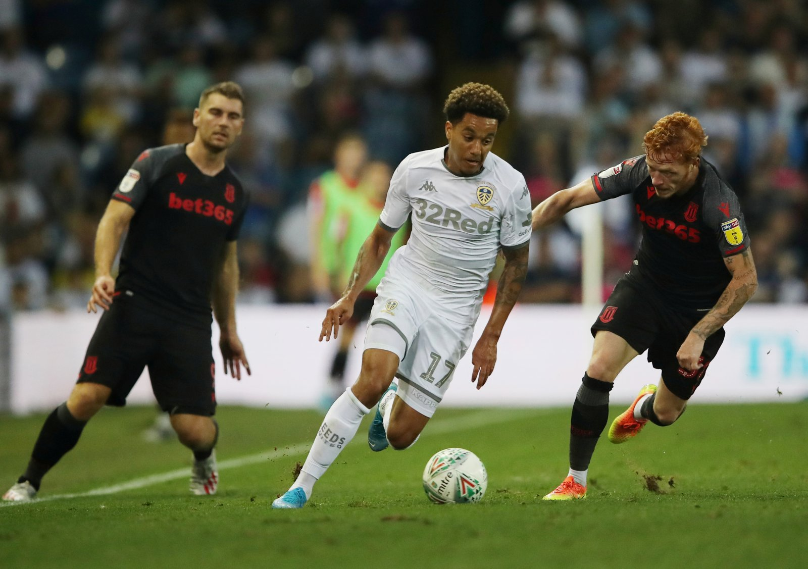 Unsung Hero: Helder Costa showed Leeds United he can do the defensive work as well