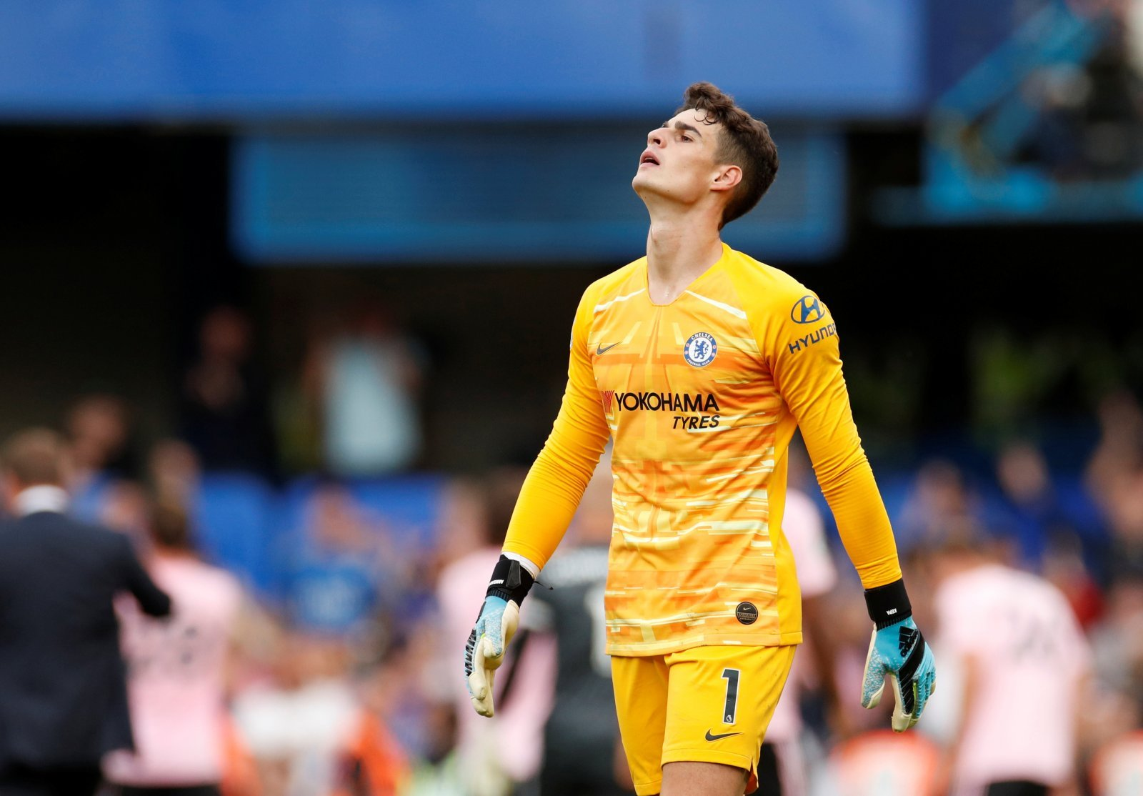Chelsea: Fans on Twitter were delighted with clean sheet against Brighton and Hove Albion