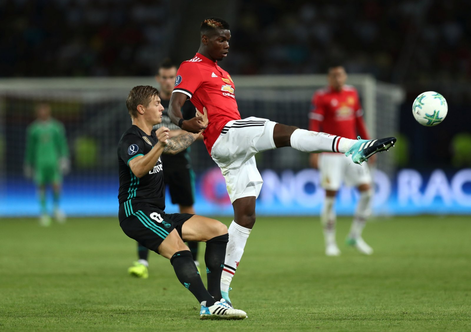 Manchester United: Toni Kroos of interest as part of potential Paul Pogba deal