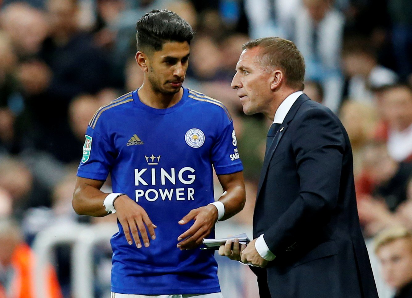 Leicester City: Brendan Rodgers is confident that Ayoze Perez will prove to be an excellent buy