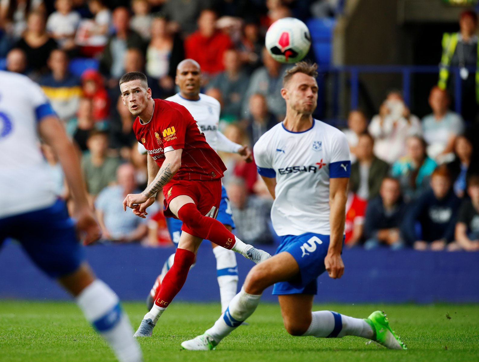 Leeds: Ryan Kent completes Rangers deal after Whites' failure