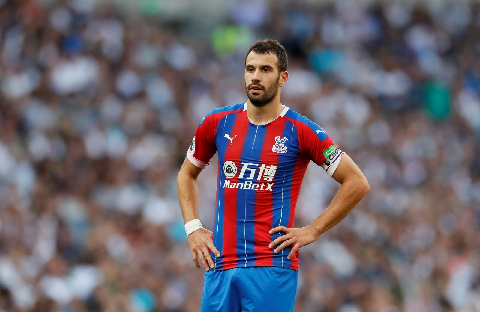 Manchester United: Fans joke about potentially buying Crystal Palace's Luka Milivojevic