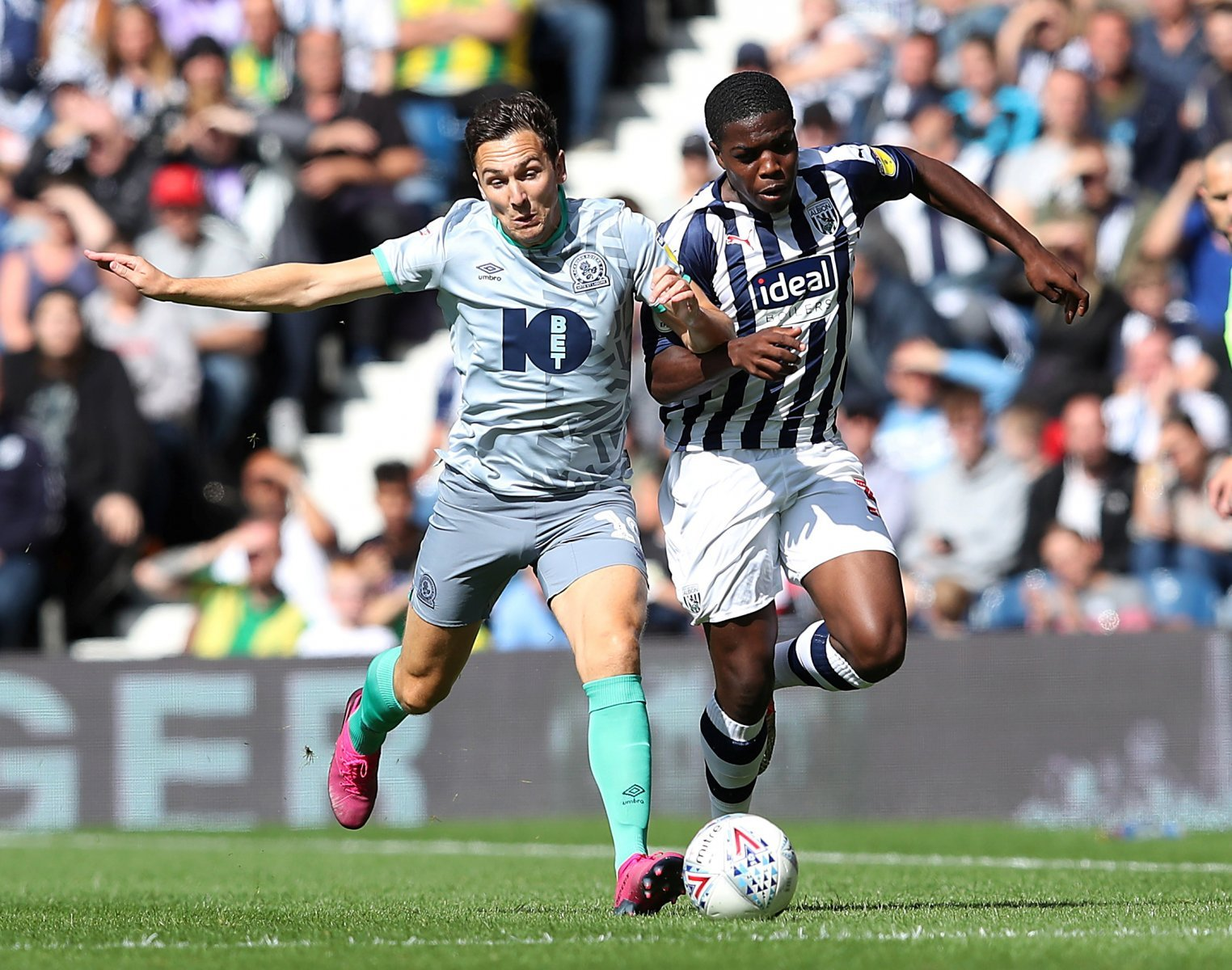 West Bromwich Albion: Fans give mixed opinions on whether to sell Nathan Ferguson or not