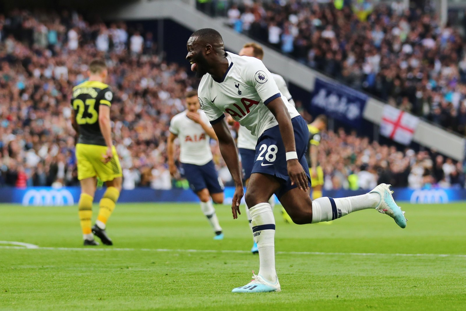 Tottenham Hotspur: Many fans were left in awe of Tanguy Ndombele's performance against Red Star Belgrade