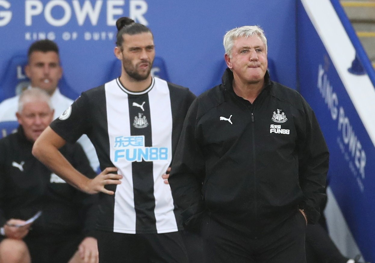 Newcastle United: Andy Carroll labels Leicester City mauling 'absolutely shocking'