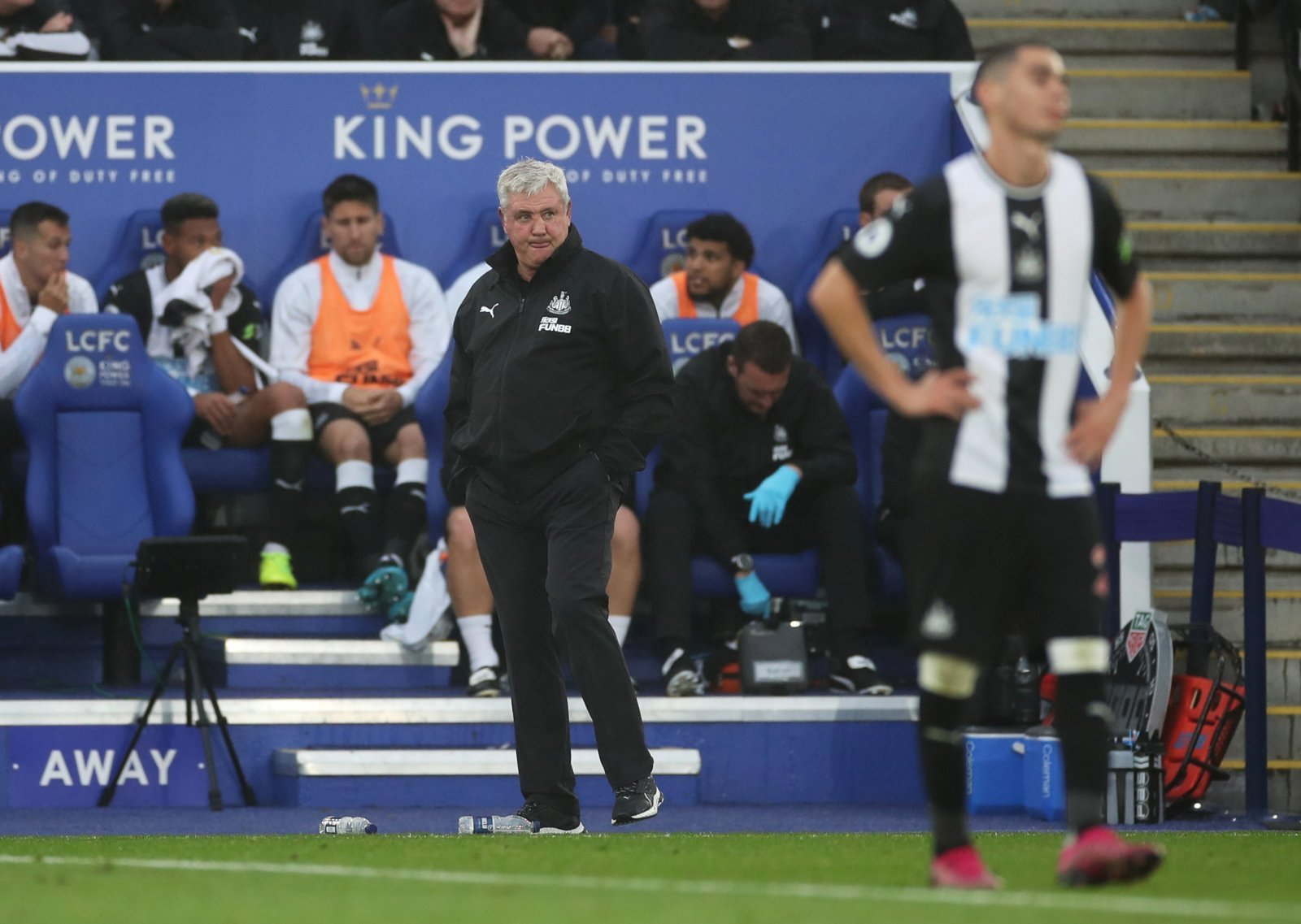 Newcastle United: Fans react after Steve Bruce claims Toon offered a 'complete surrender' at Leicester City in 5-0 trashsing