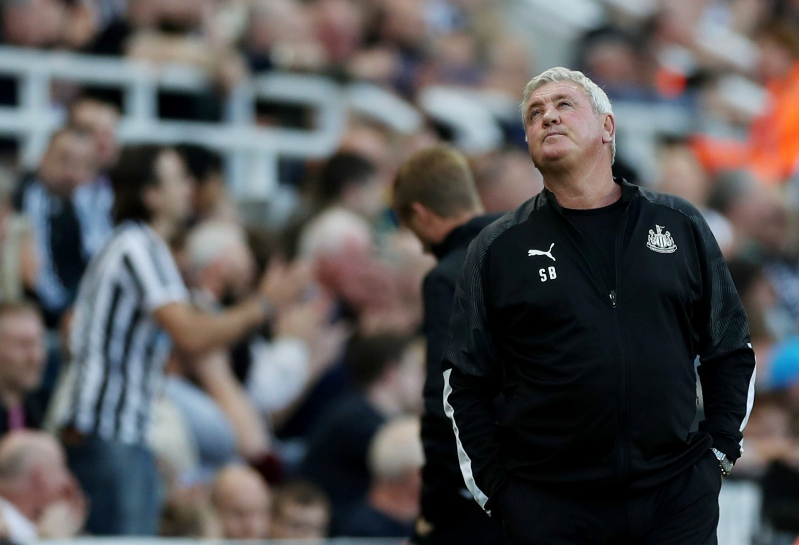 Newcastle United: Fans accuse Steve Bruce of being Mike Ashley's new 'yes man'
