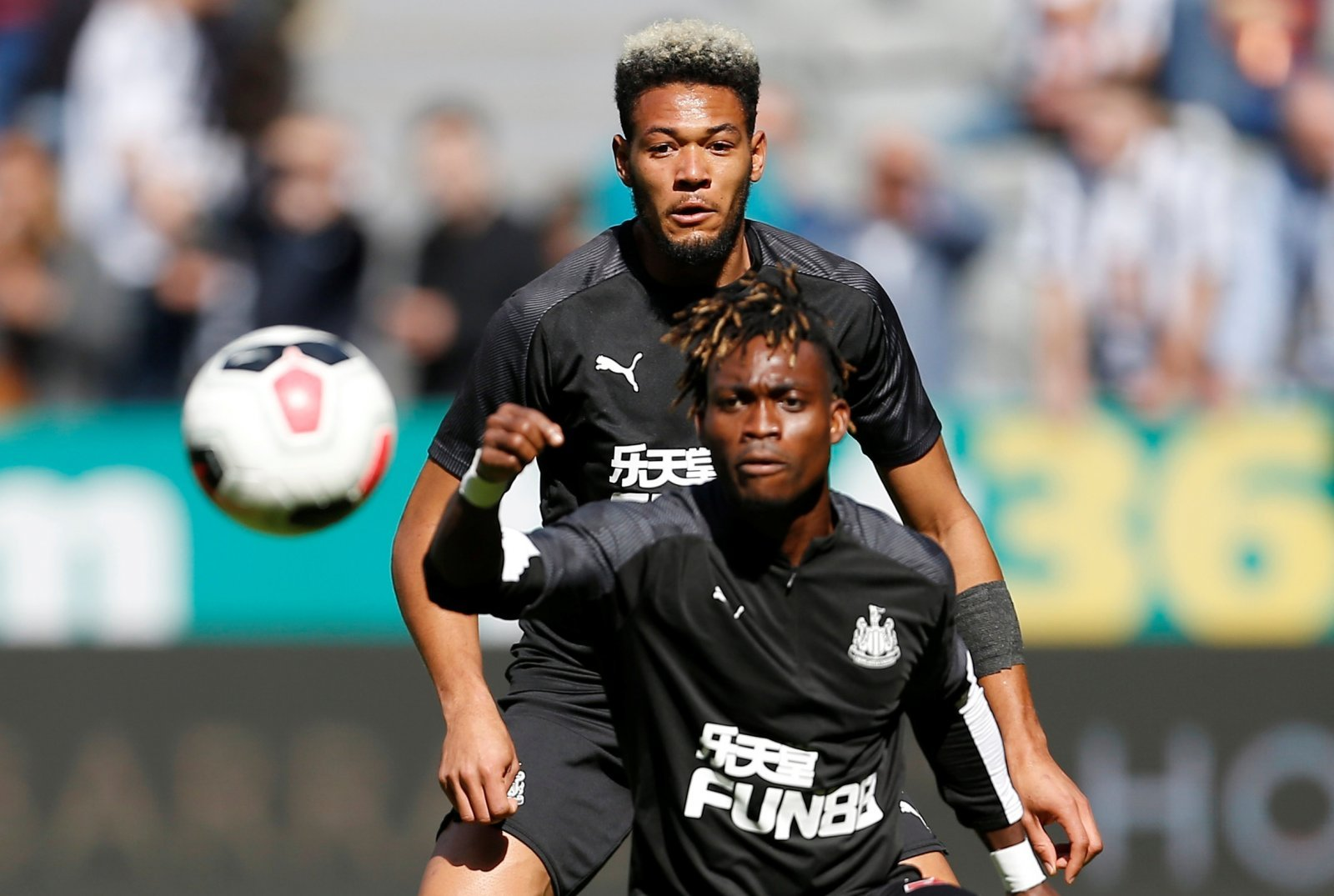 Newcastle: Atsu concedes he has entered a crucial year of his career