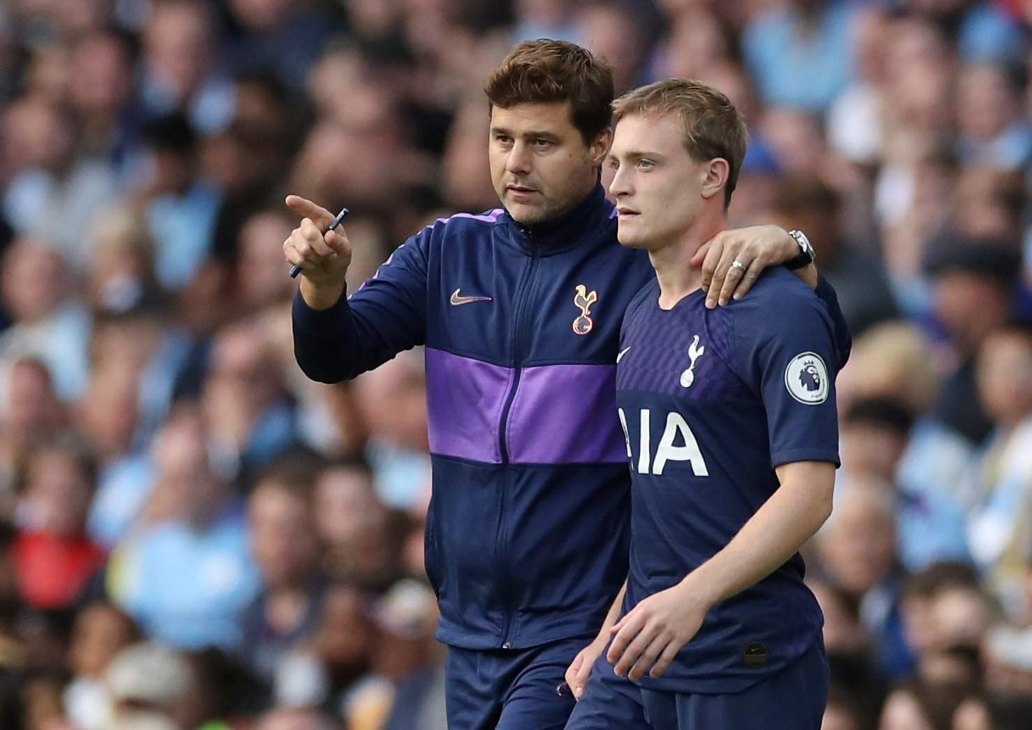 Tottenham Hotspur: Oliver Skipp likely to be offered new deal