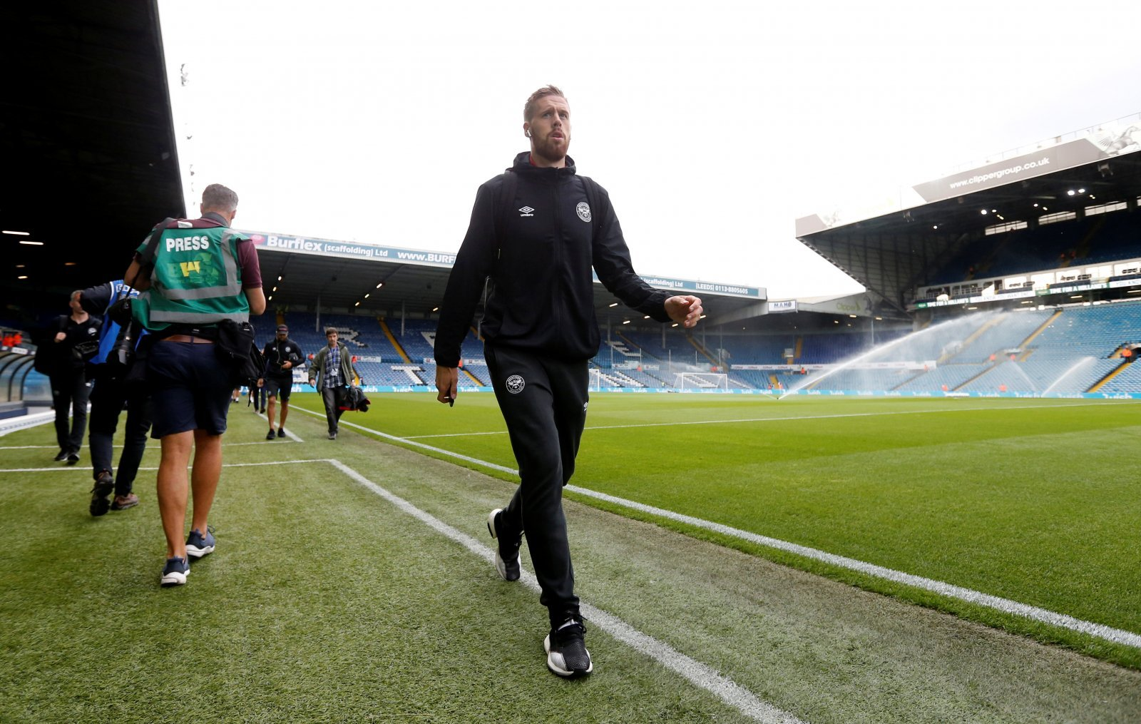 Leeds United: Pontus Jansson admits he didn't see Marcelo Bielsa when Brentford came to Elland Road