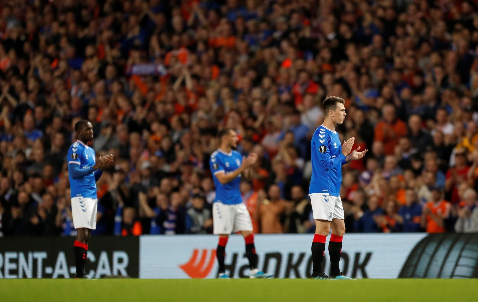Rangers: Plenty of fans delighted as Ryan Jack commits his future to the club