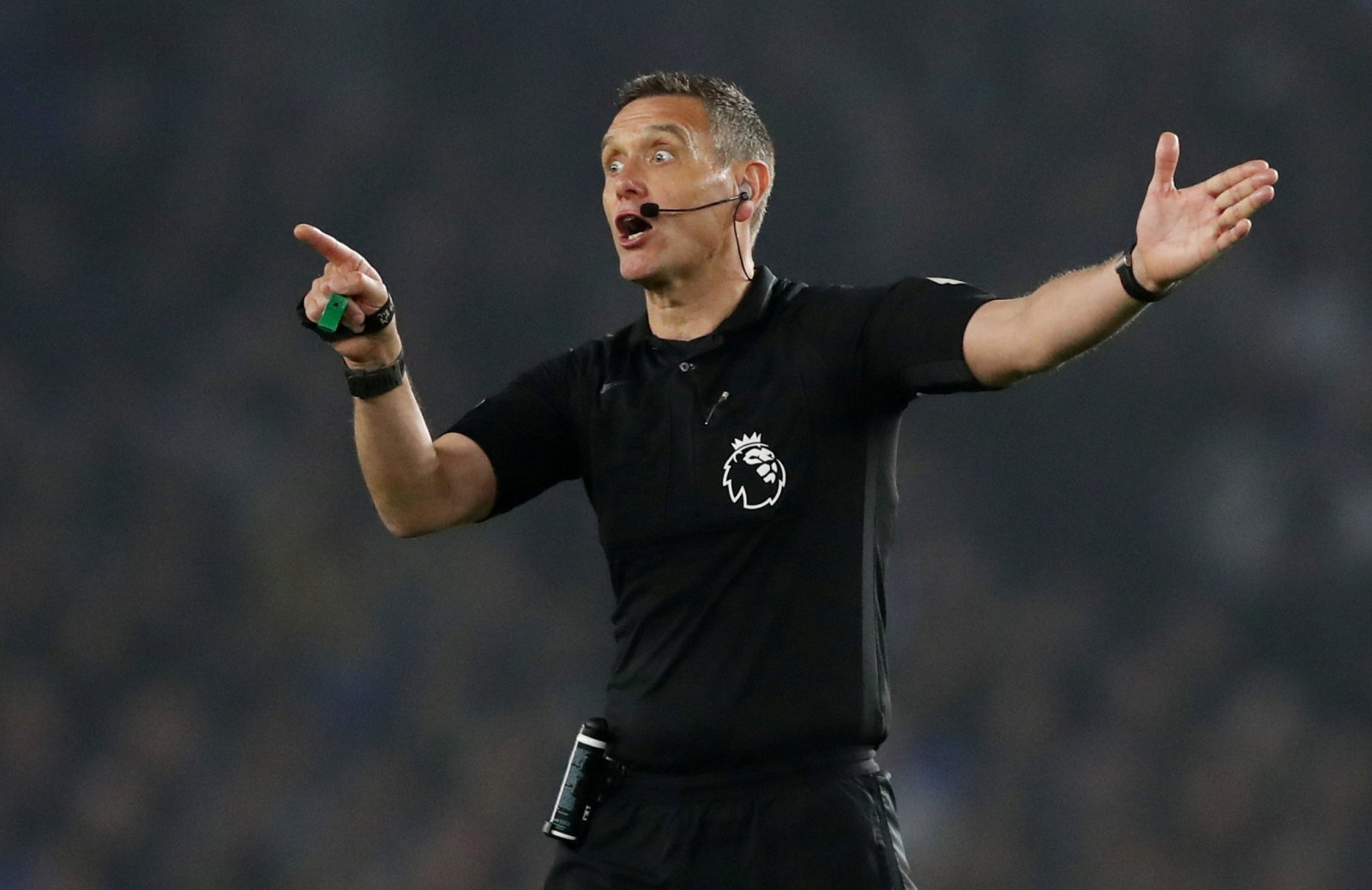 Newcastle United: Marriner named referee for Magpies' trip to Liverpool