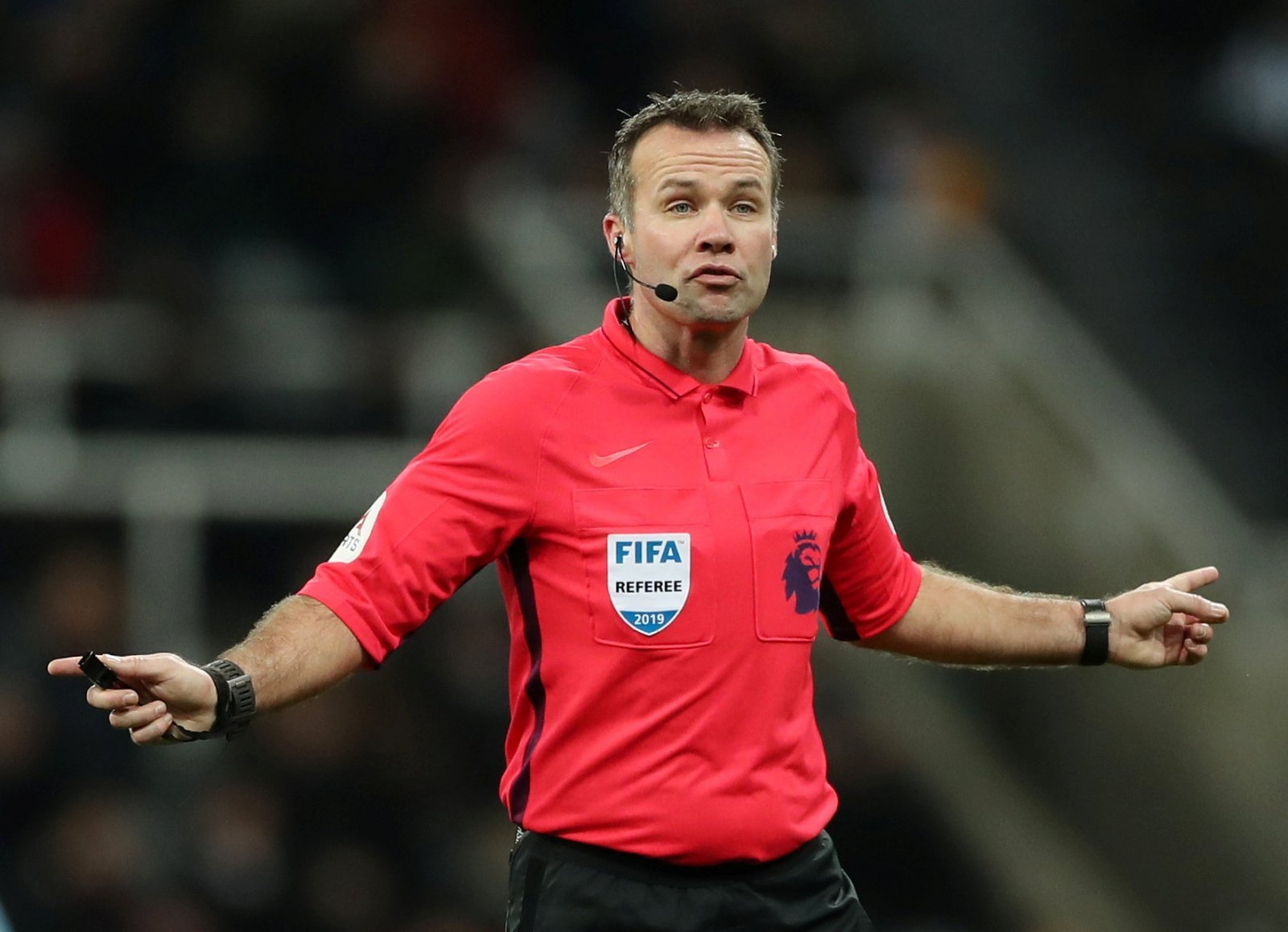 Everton: Tierney named referee for Toffees' trip to Bournemouth