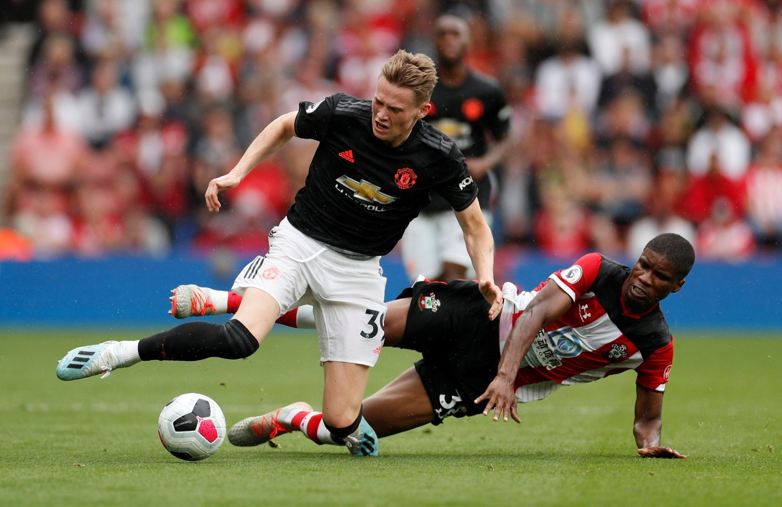 Unsung Hero: Scott McTominay shines for Manchester United as they fall short at Southampton
