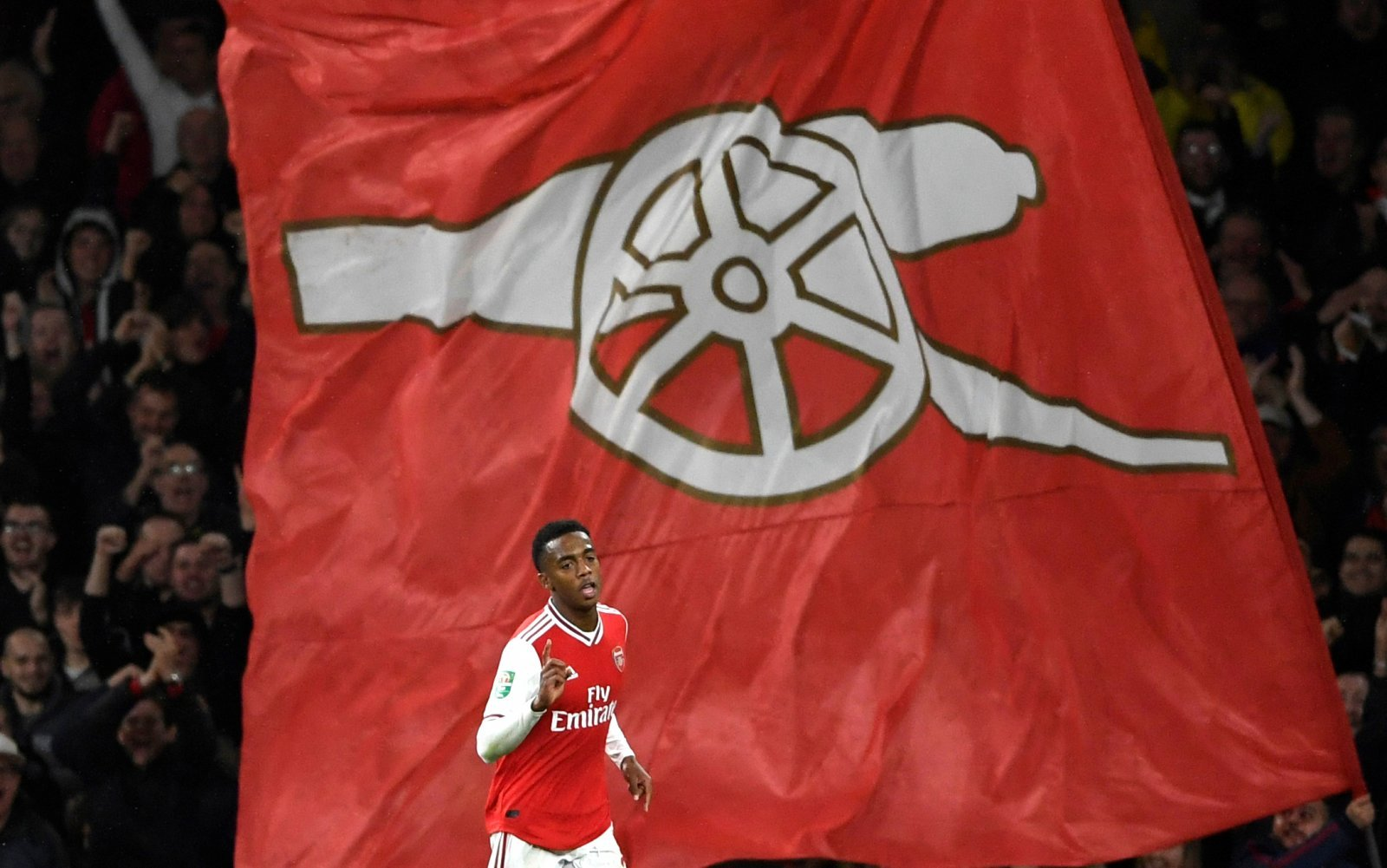 Arsenal: Fans laud Joe Willock after performance in win over Standard Liege