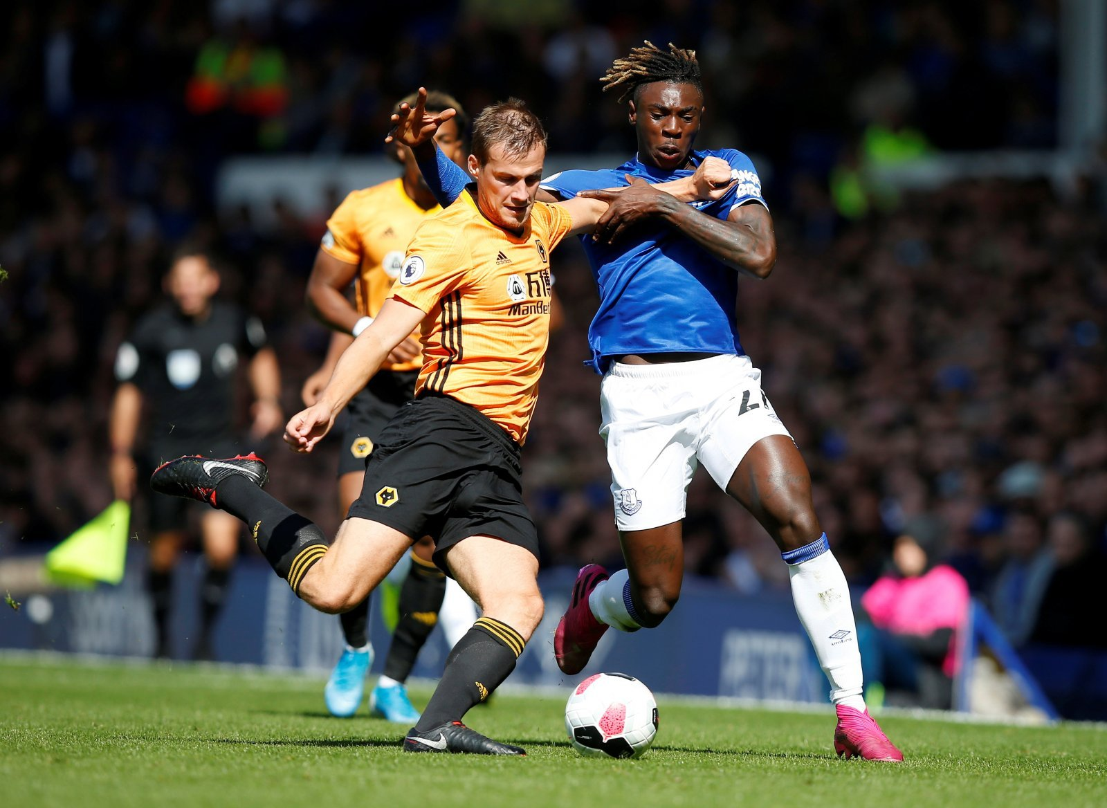 Wolves: Ryan Bennett admits he is still not 100% after recent groin injury
