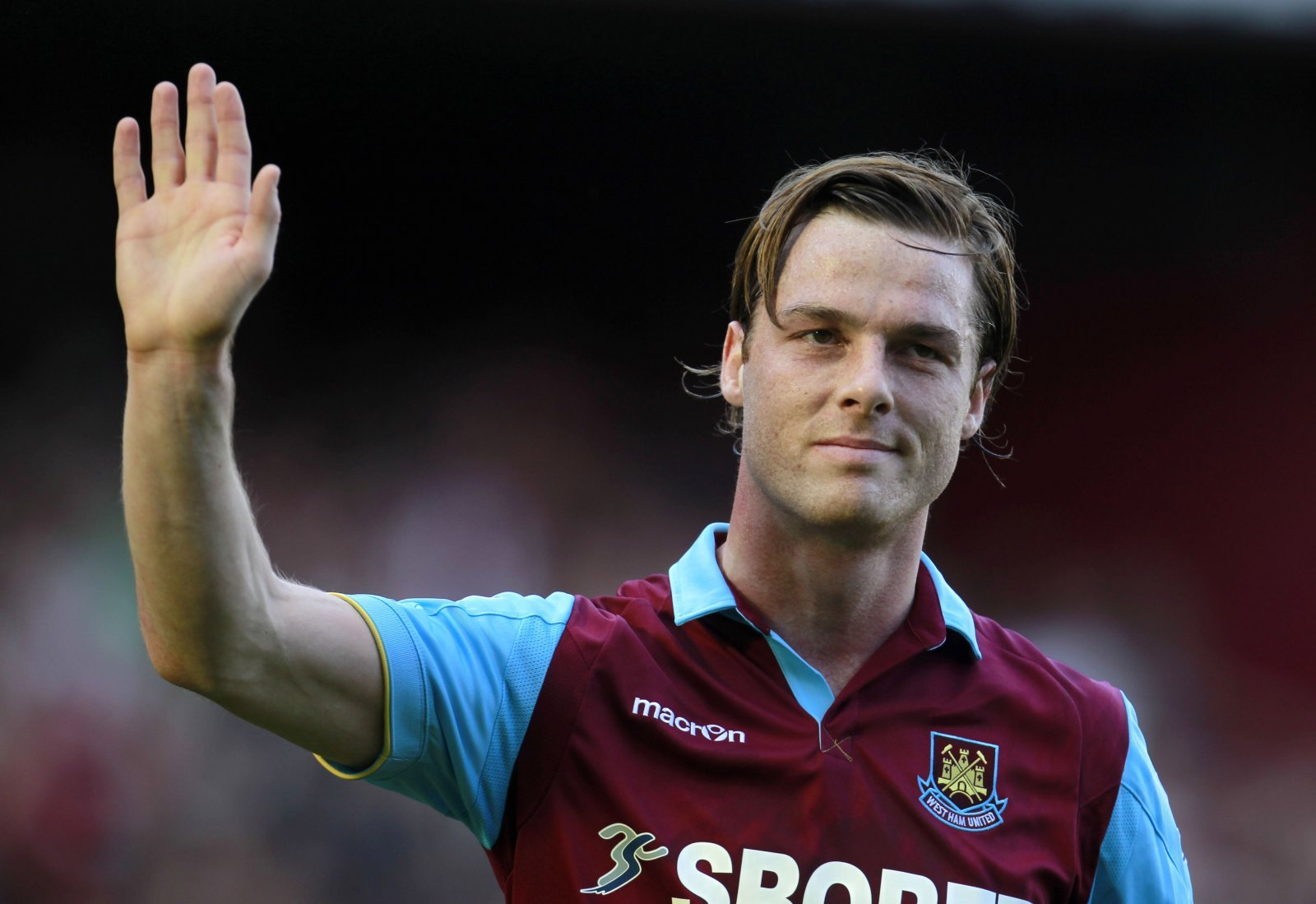West Ham United: Some fans show their appreciation for Scott Parker