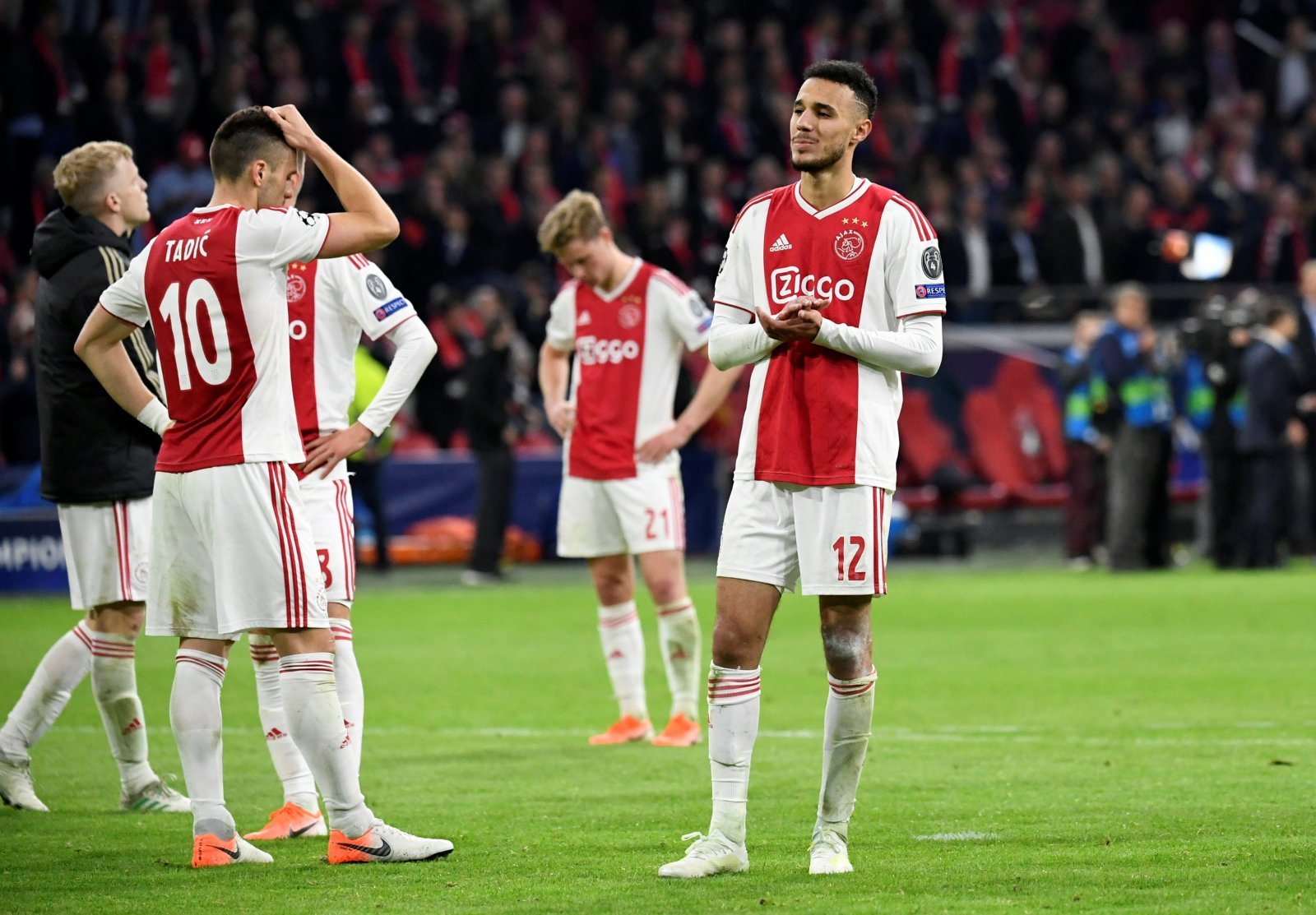 Leicester City: Foxes hot on trail of Ajax defender Noussair Mazraoui