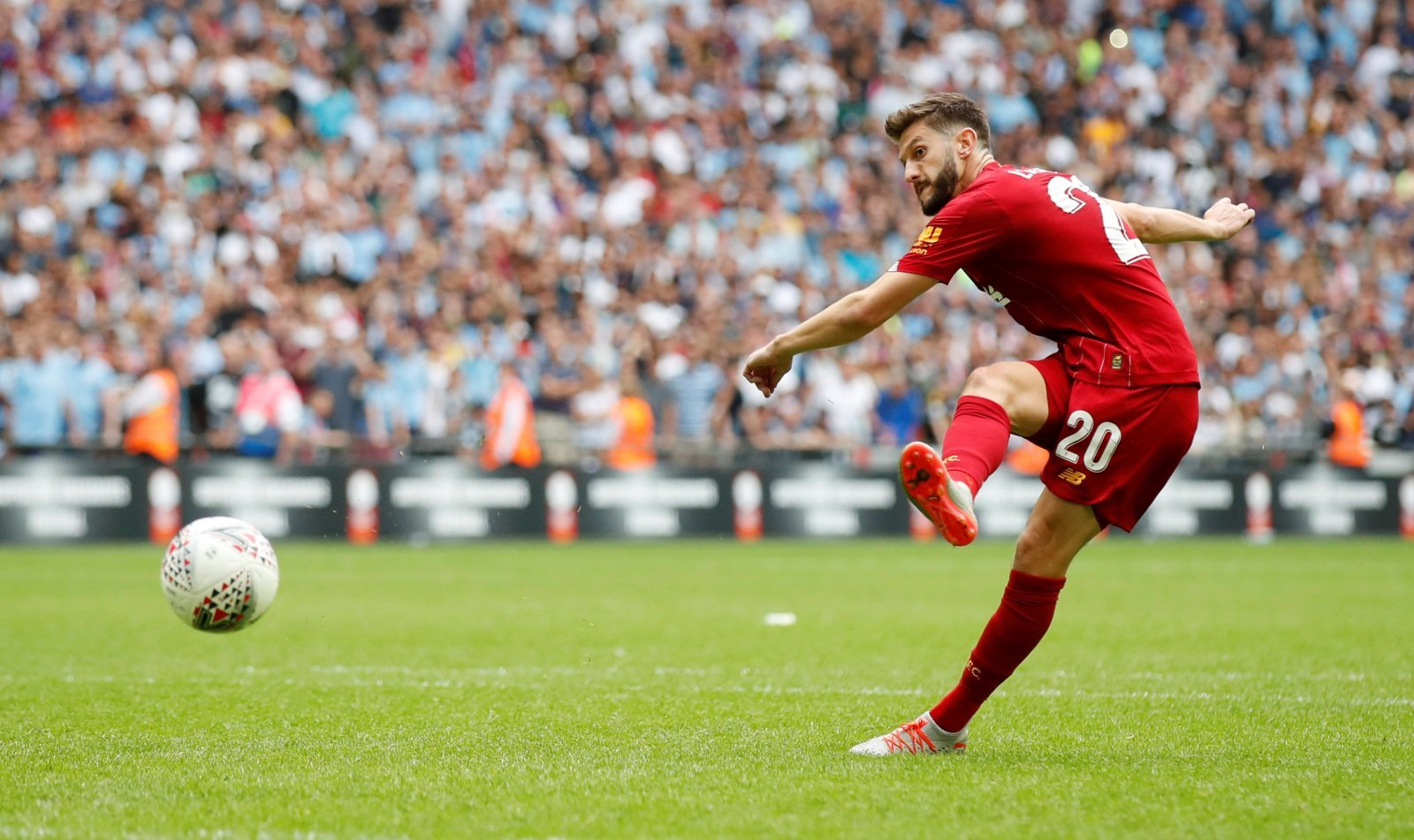 Liverpool: Fans disagree over Adam Lallana's performance in victory at Aston Villa