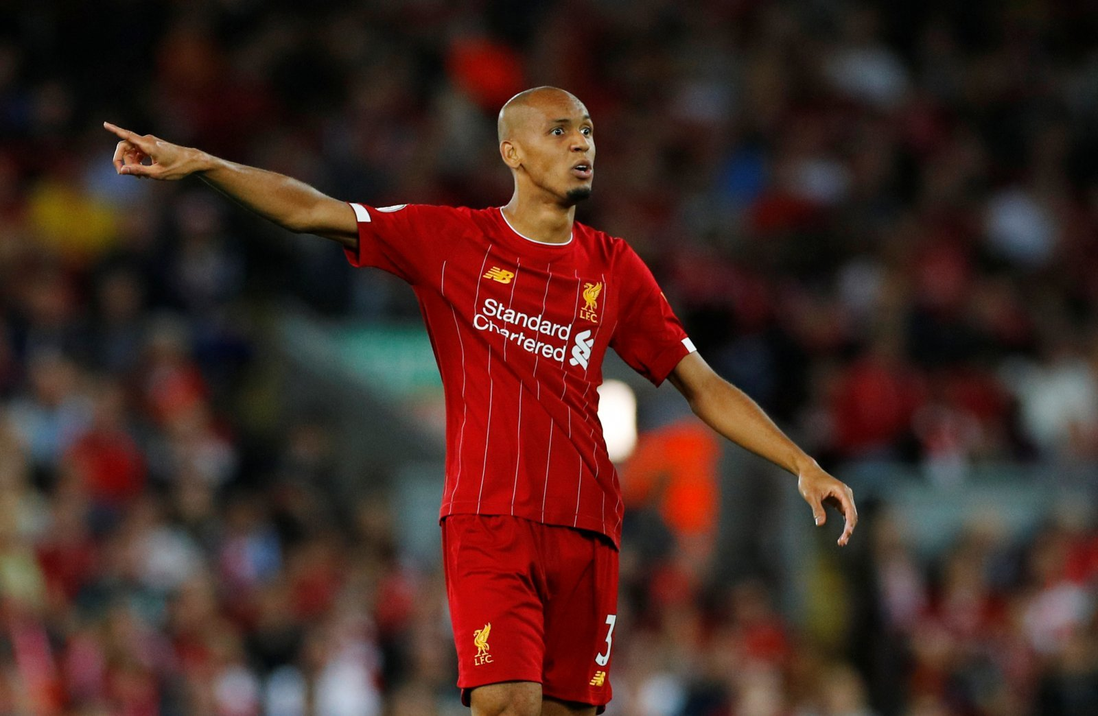 Liverpool: Fans drool over Fabinho after Spurs showing