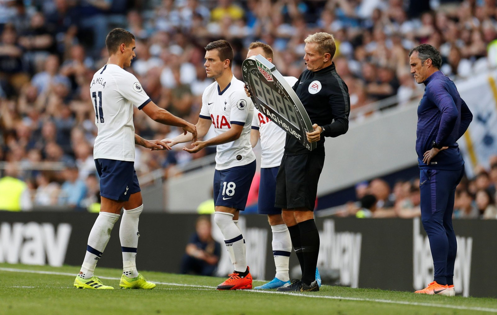 Tottenham Hotspur: Giovani Lo Celso back in the matchday squad for tie against Red Star Belgrade