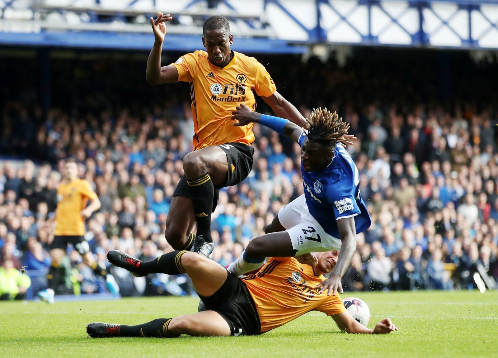 Tottenham Hotspur: Many fans have been left underwhelmed by Willy Boly link