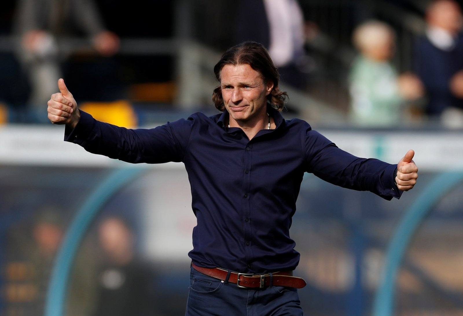 Sunderland: Gareth Ainsworth the latest manager who could reportedly replace Jack Ross