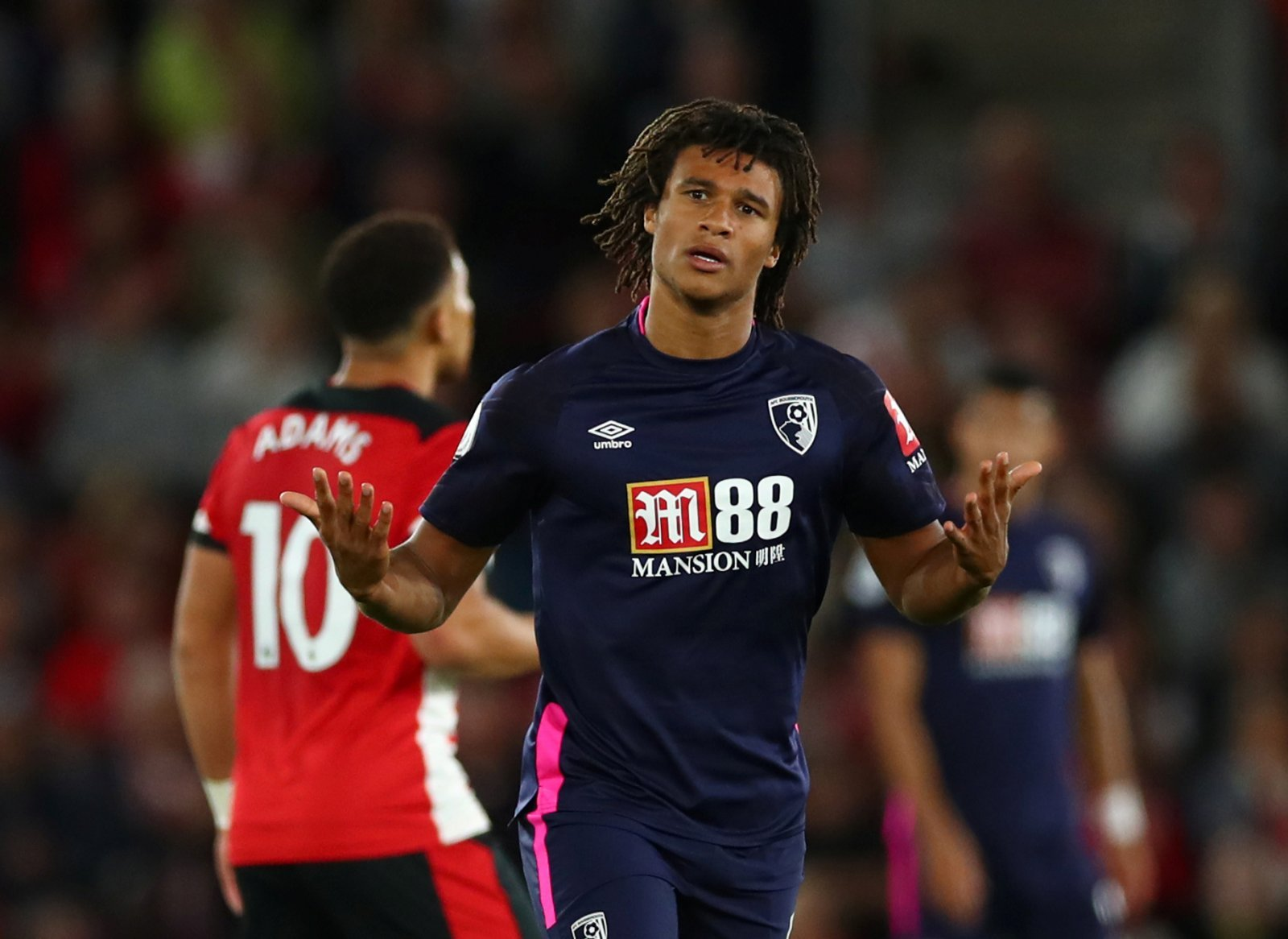Leicester City: Nathan Ake and James Tarkowski being targeted ahead of January