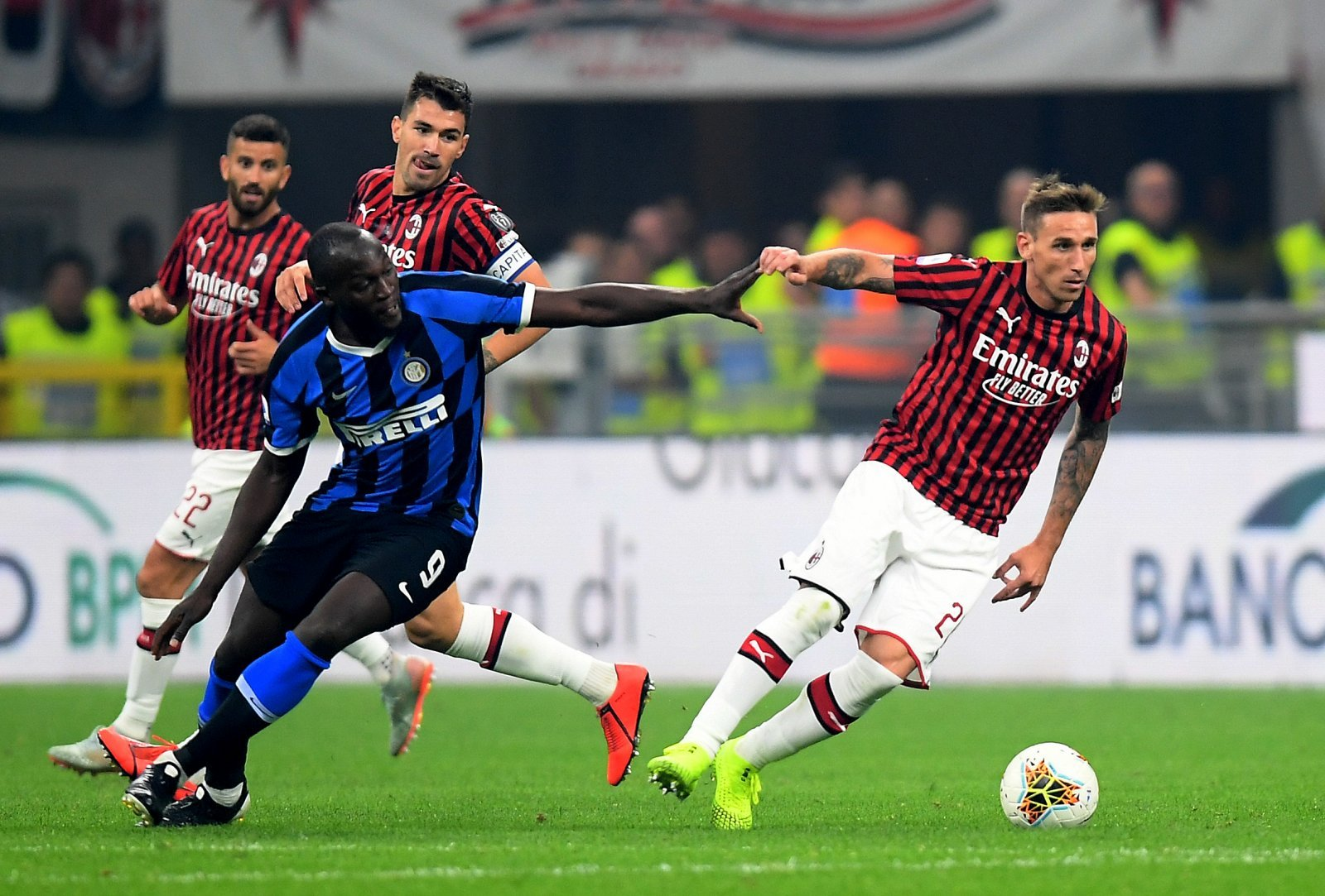 Unsung Hero: AC Milan's Lucas Biglia gave the foundation for victory over Genoa