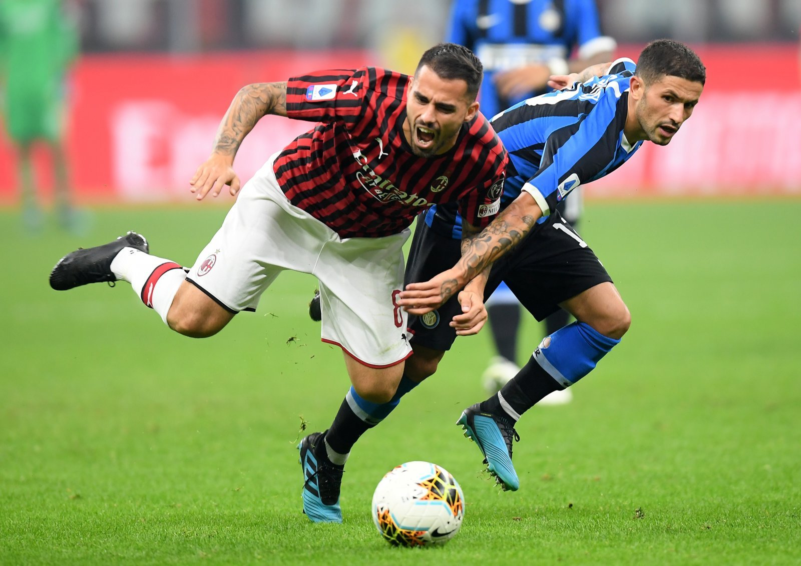 AC Milan: Suso has been given an ultimatum by the club