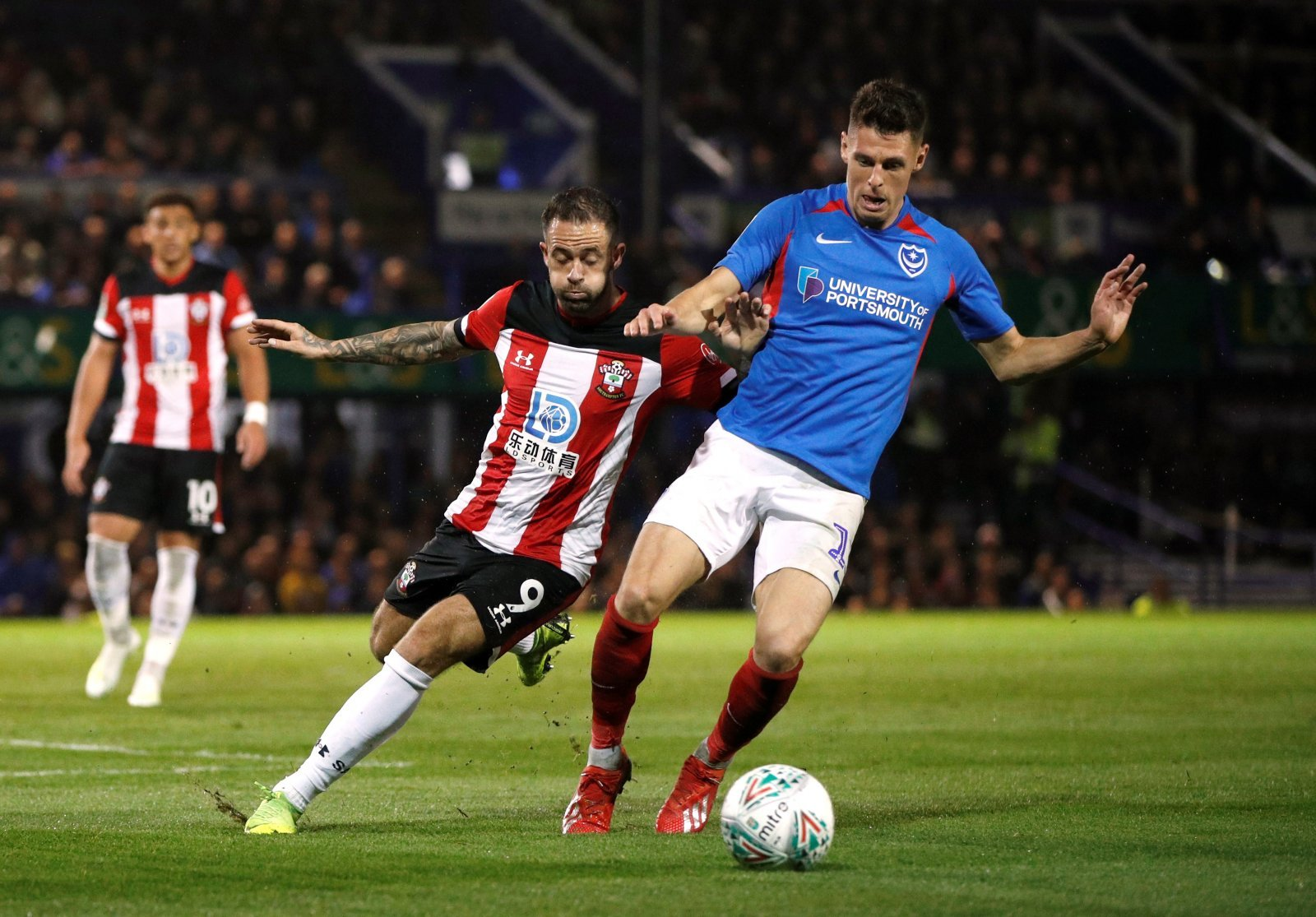 Portsmouth: James Bolton insists he will push on after returning from injury