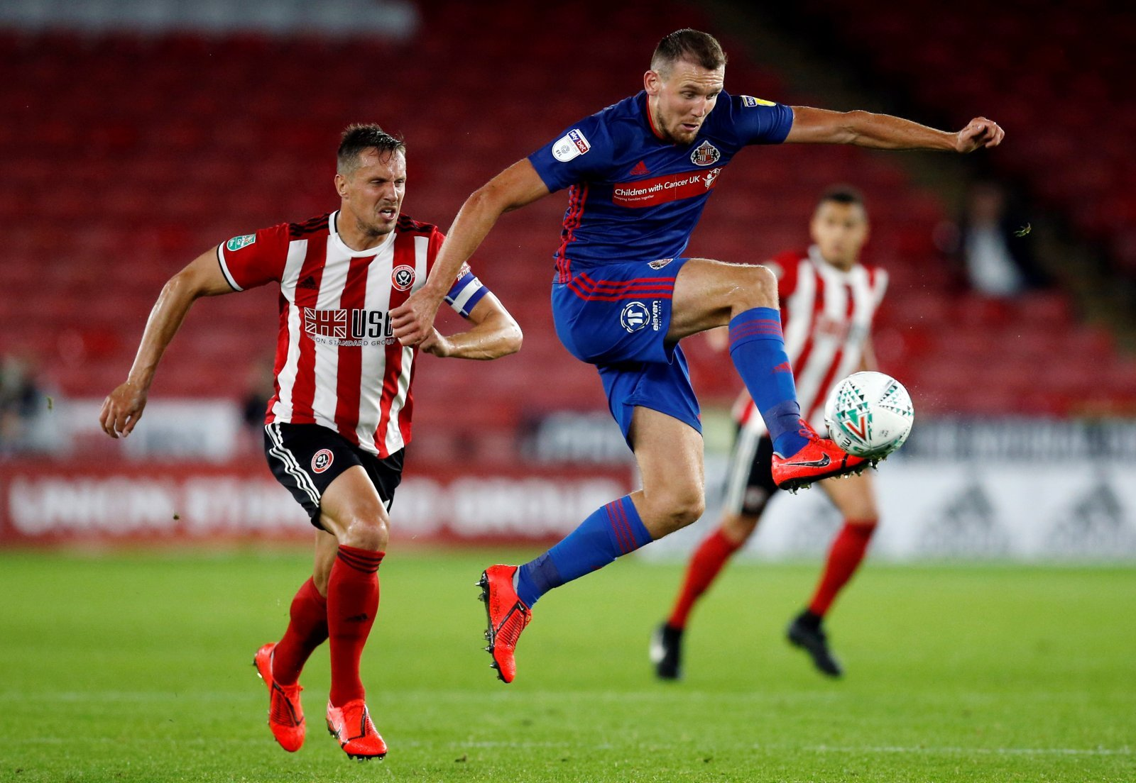 Sunderland: Many fans have indicated that they won't miss Charlie Wyke