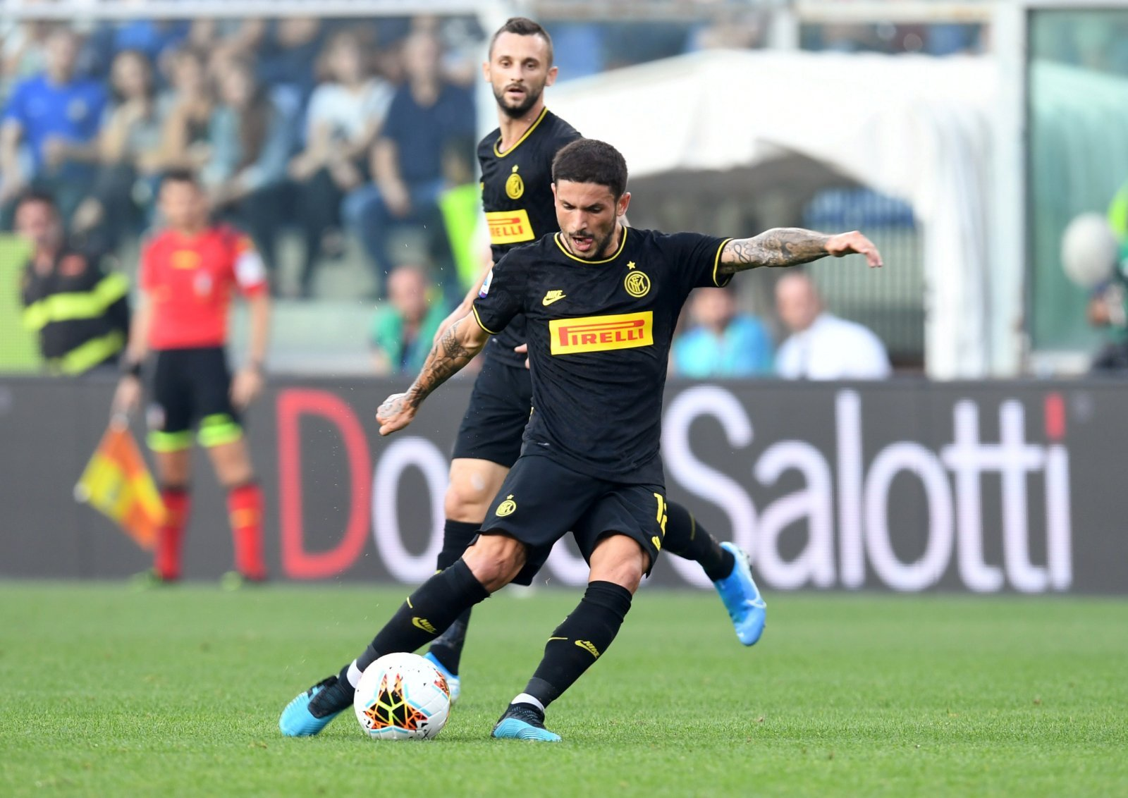 Internazionale: Stefano Sensi could make his return from injury against Bologna
