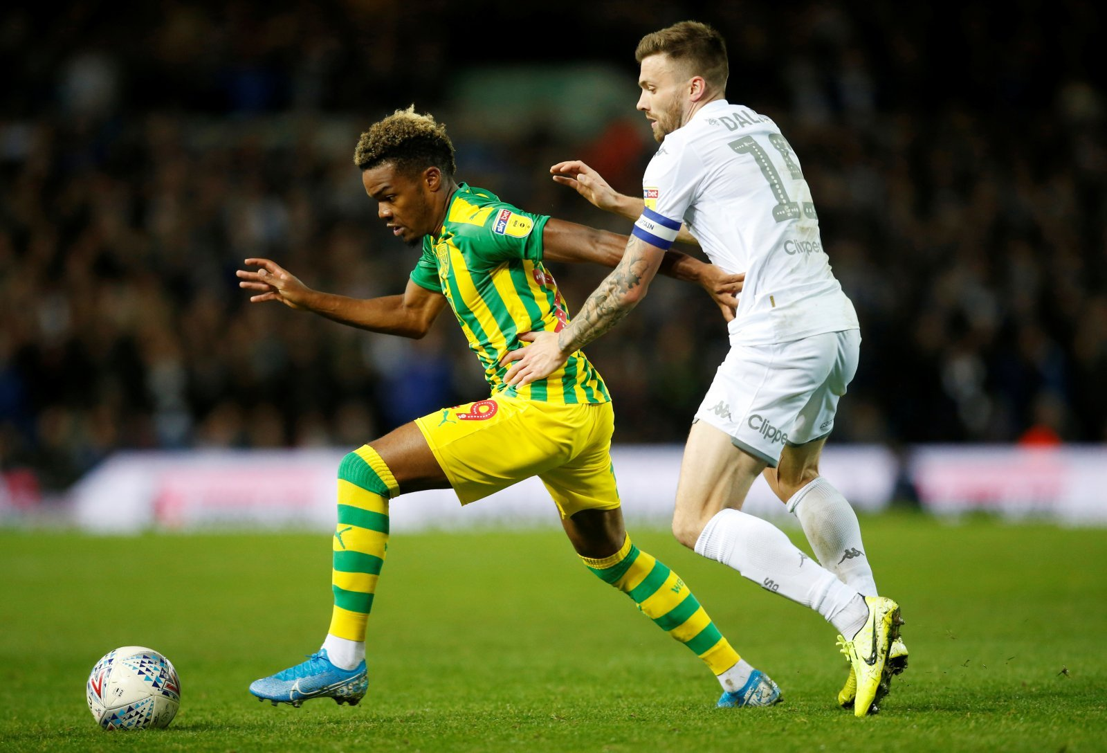 Unsung Hero: West Bromwich Albion's Grady Diangana goes unnoticed as Baggies rescue a point
