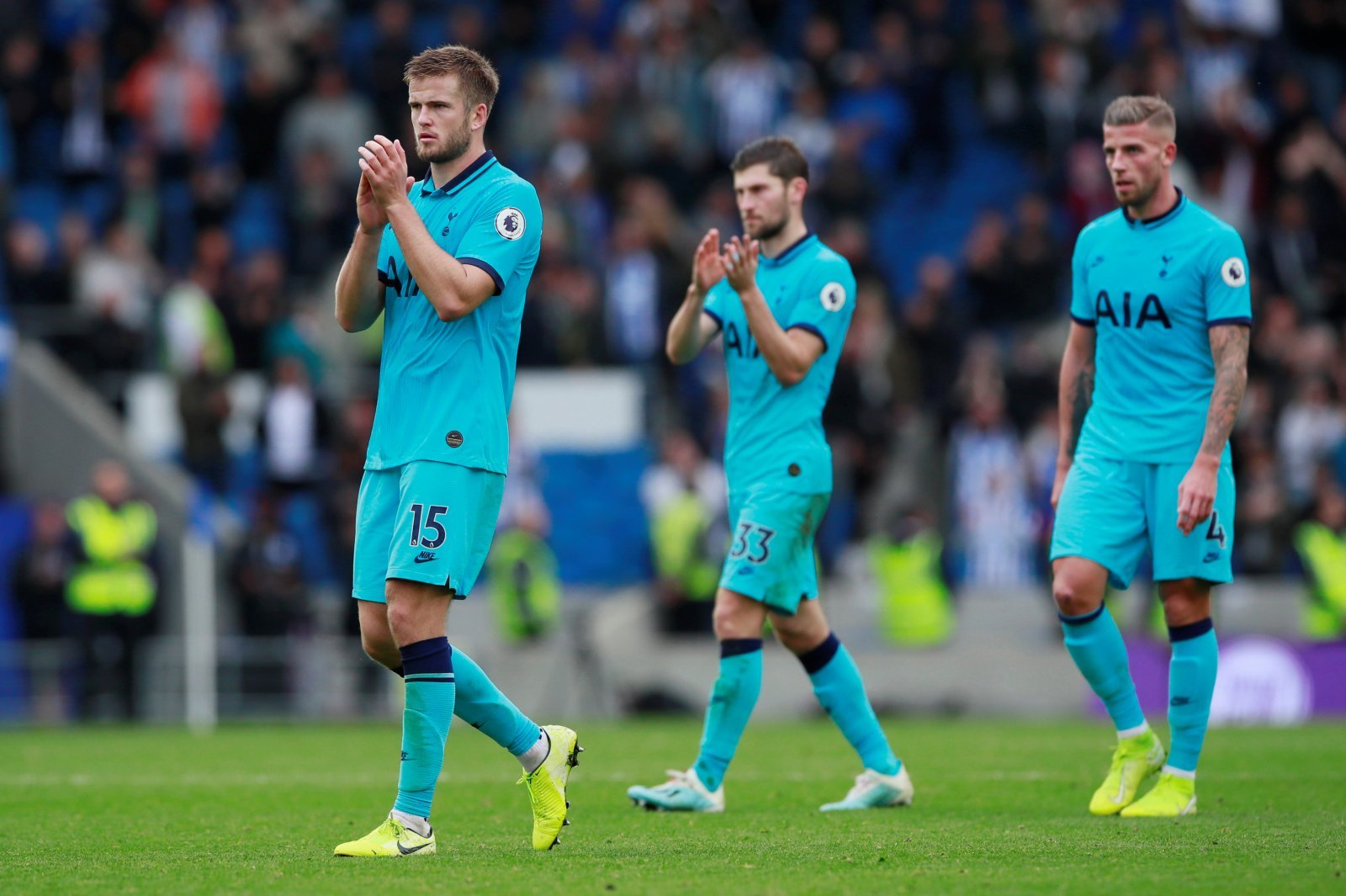Tottenham Hotspur: Many fans have taken no encouragement from Eric Dier's comments