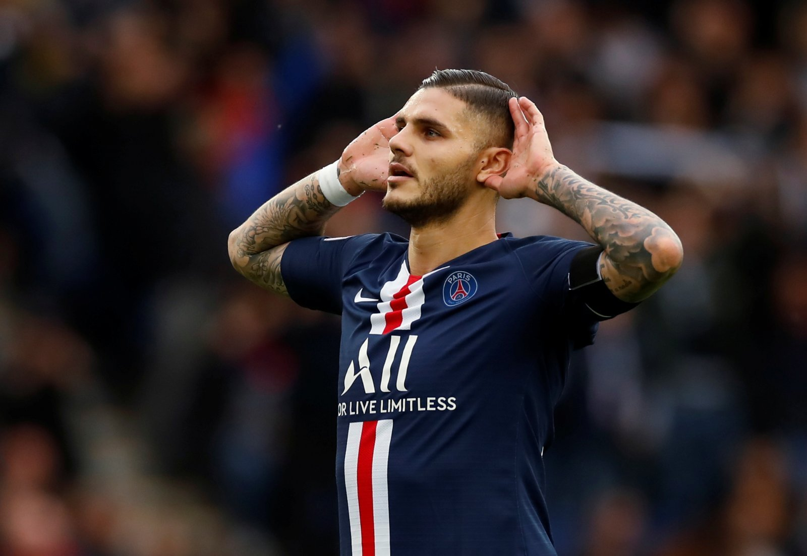 Manchester United: Fans don't want Mauro Icardi anywhere near their club