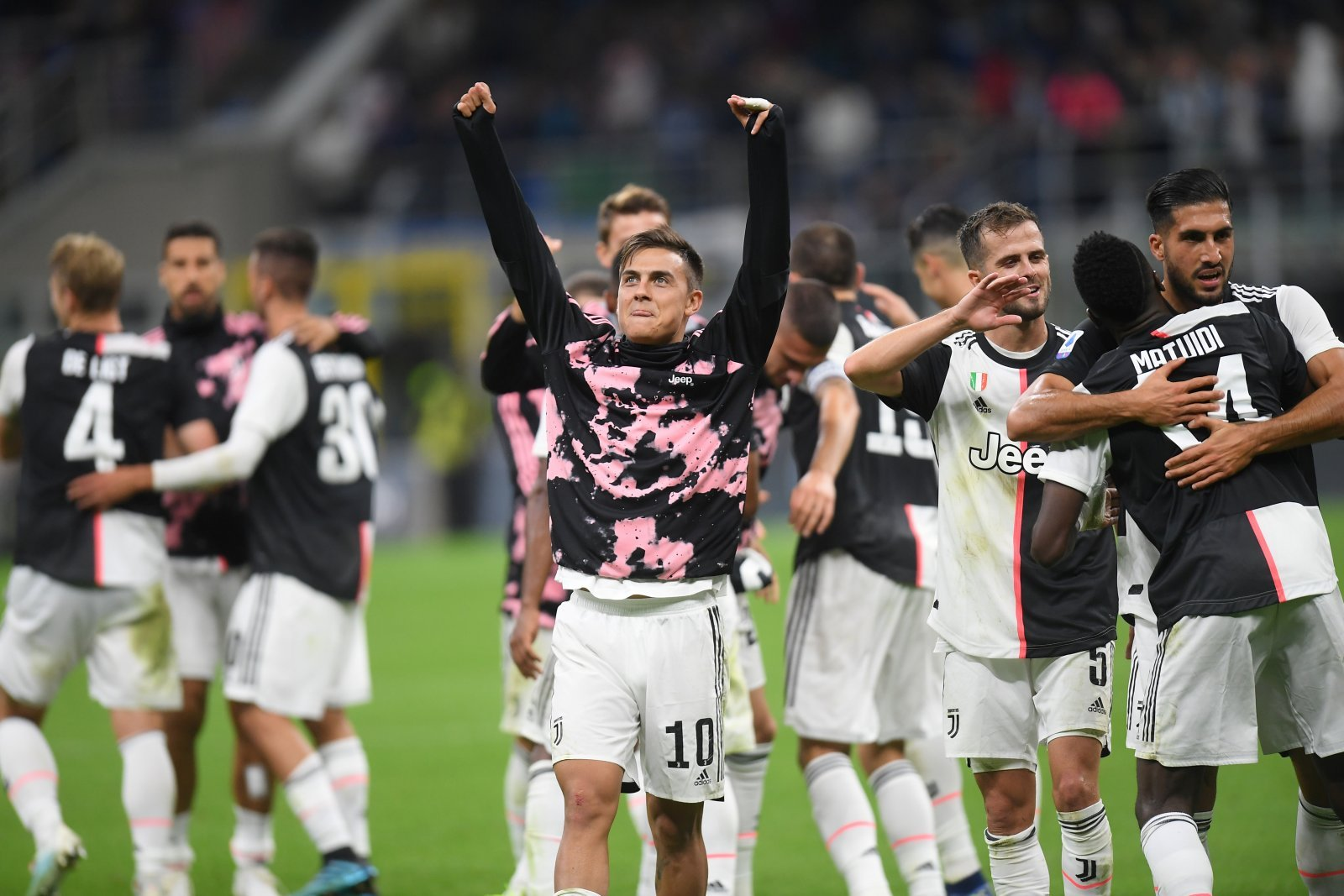 Juventus: Some fans have taken their opportunity to mock Internazionale