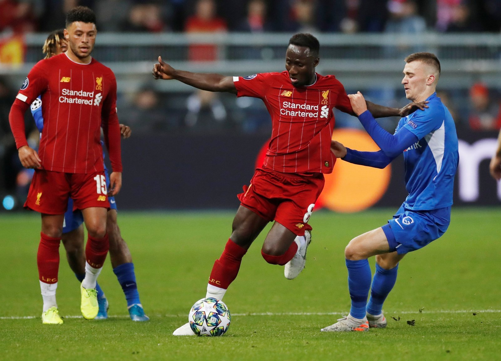Liverpool: Fans flock to support Naby Keita as he aims to be Jurgen Klopp's favourite