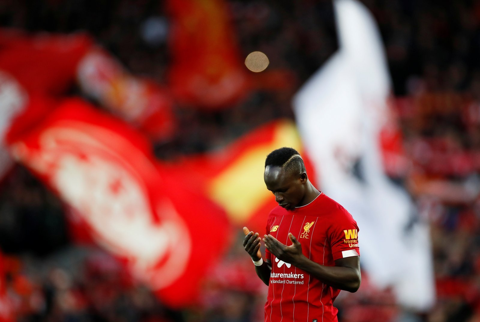 Liverpool: Fans rejoice over Sadio Mane's intention of staying forever