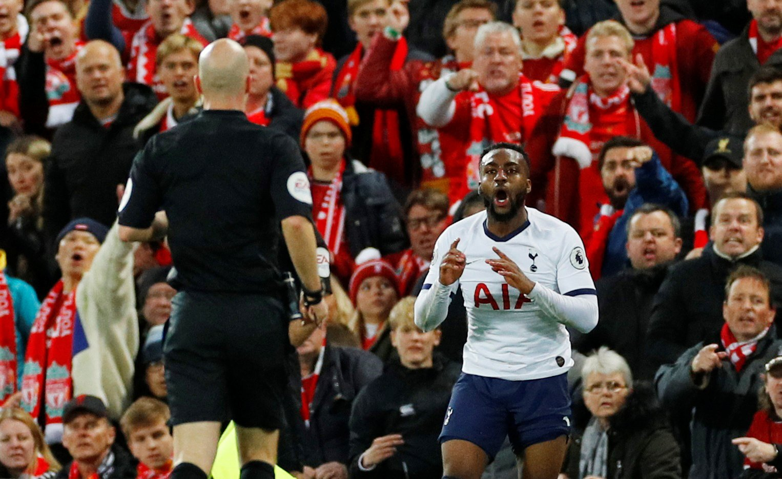 Tottenham Hotspur: Danny Rose's good gesture has not changed the mind of many fans