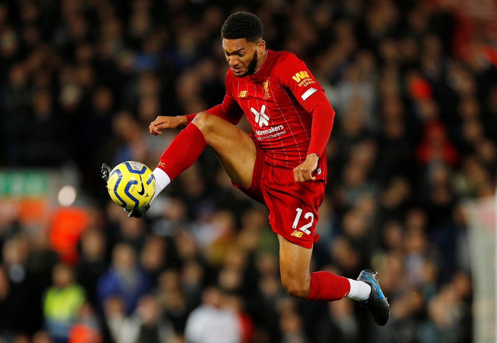 Tottenham Hotspur: Interest being shown in signing Liverpool defender Joe Gomez