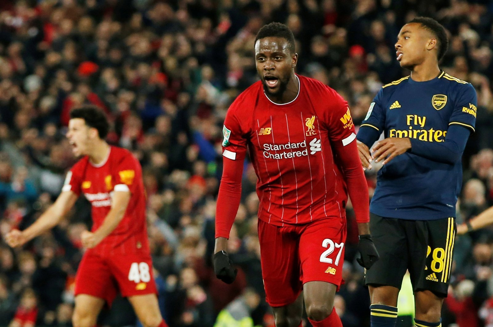 Liverpool: Fans cannot comprehend confusing relationship with Divock Origi
