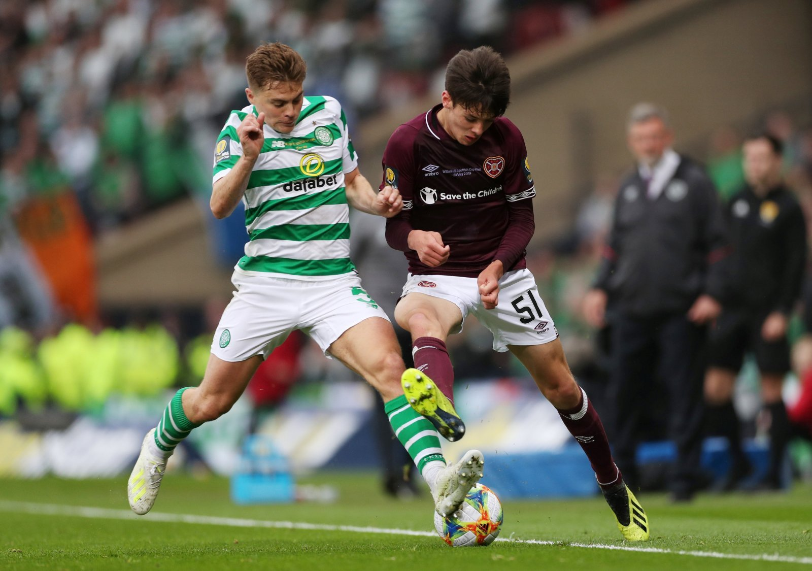 Rangers: Fans on Twitter react with move for Hearts' Aaron Hickey linked