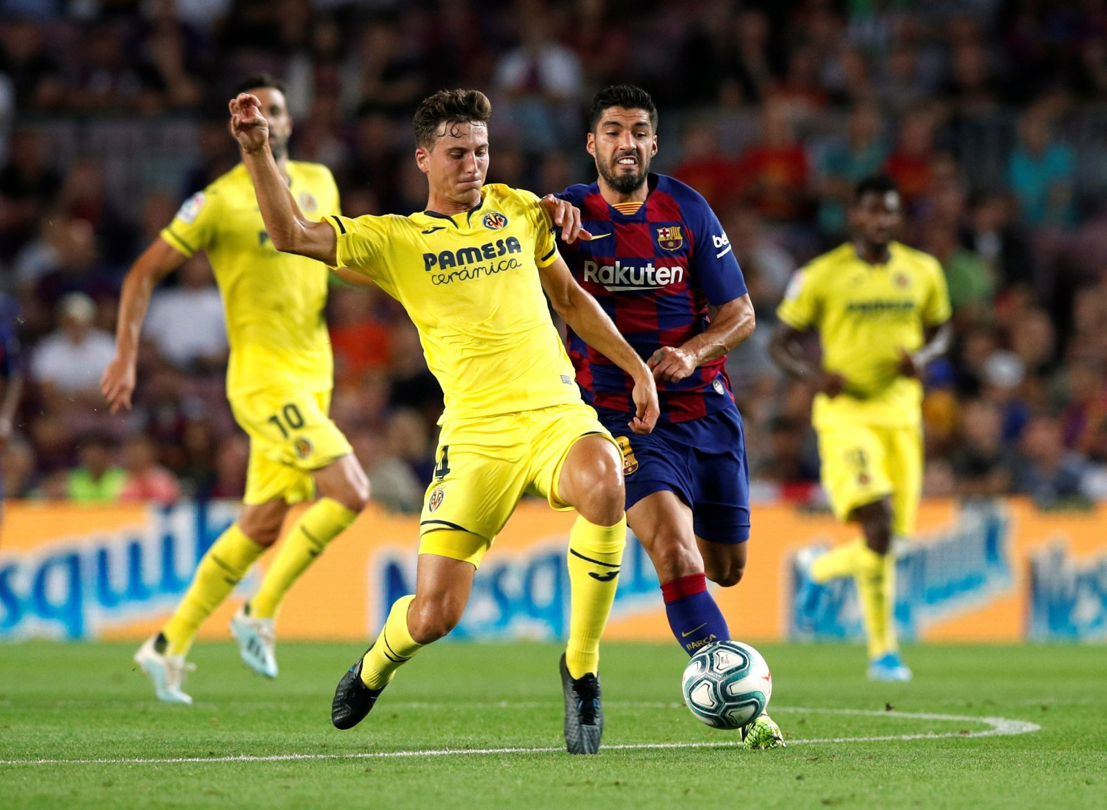 Chelsea: Frank Lampard's side linger behind Arsenal in race to sign Villarreal revelation Pau Torres