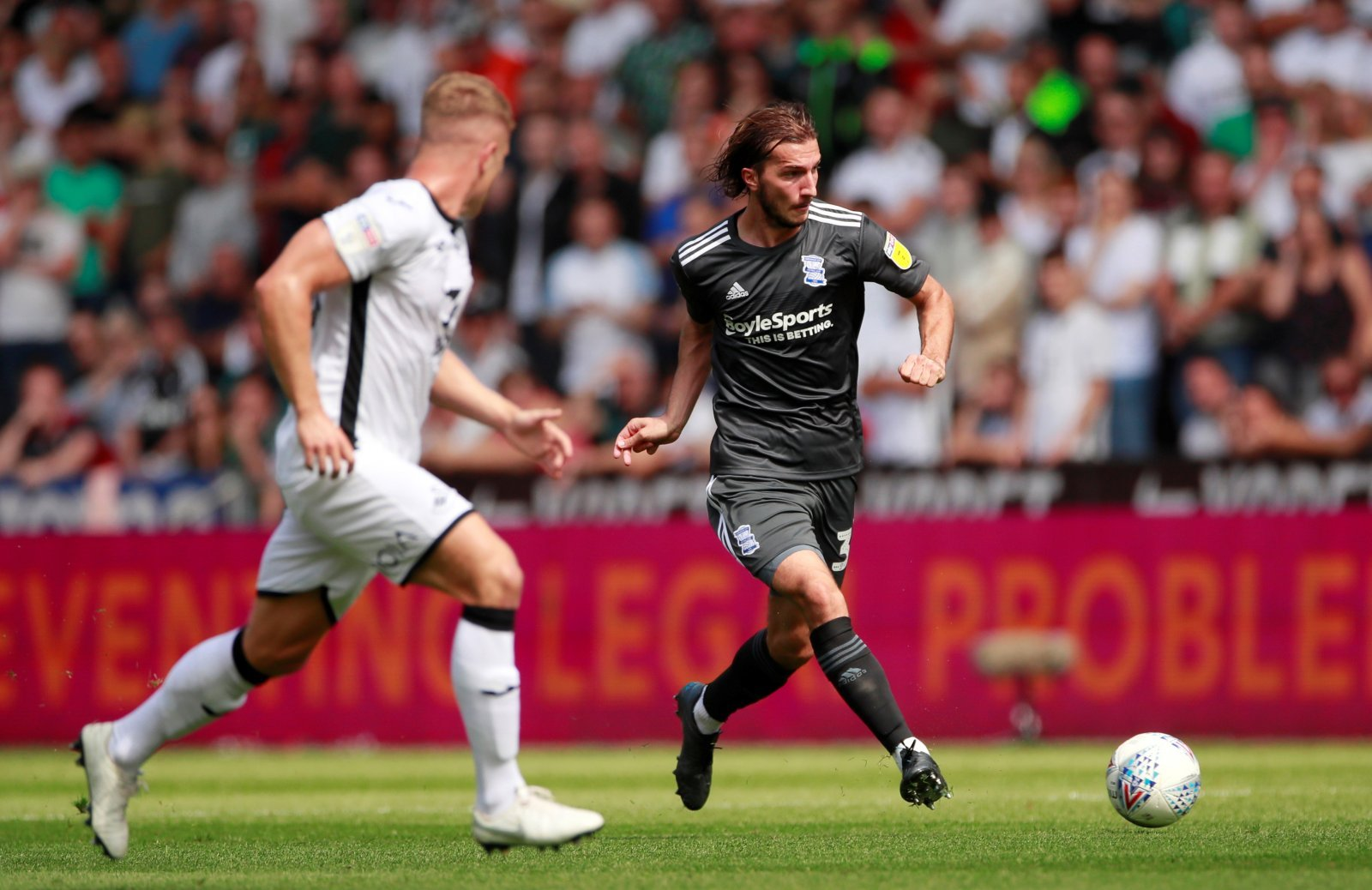 Swansea: Fans stick the boot into Jake Bidwell after defeat to Brentford