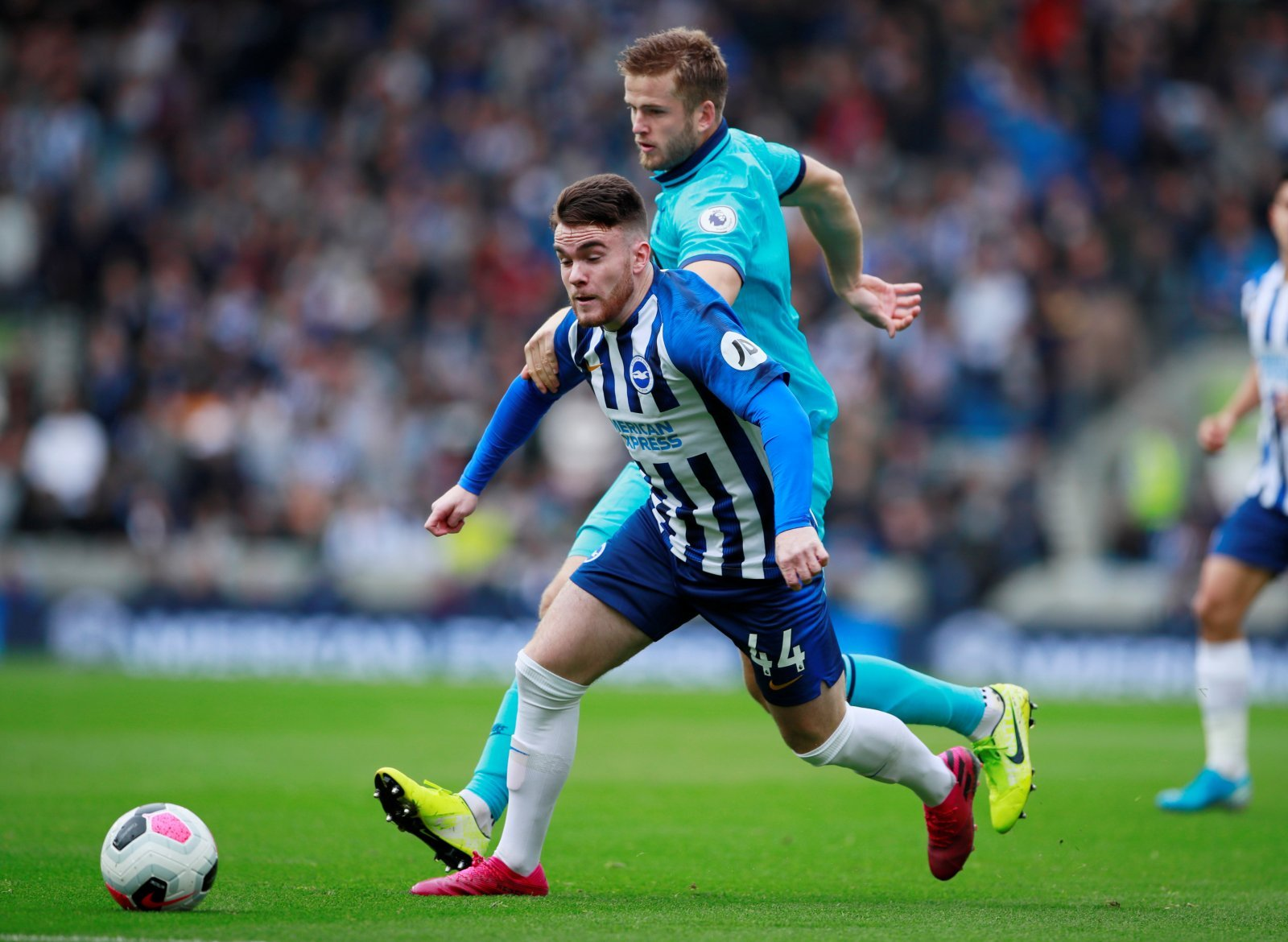 Tottenham Hotspur: Fans blast 'woeful' Eric Dier for role in Brighton & Hove Albion defeat
