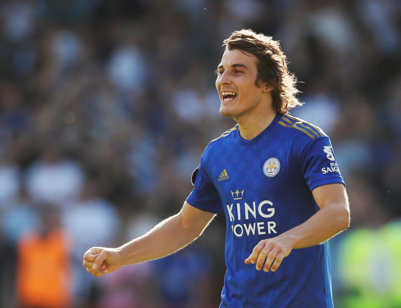 Leicester City: Fans think that Caglar Soyuncu has been their player of the season thus far