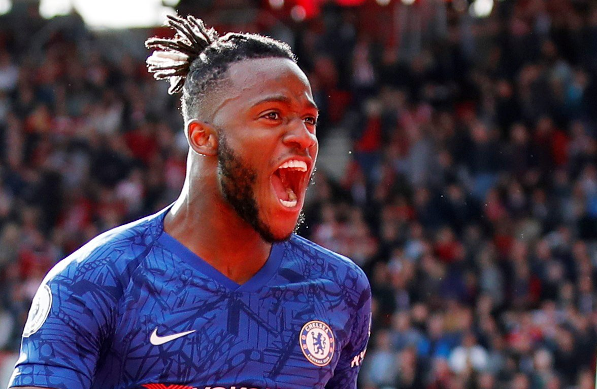 Crystal Palace: Eagles keen on Chelsea's £22m Michy Batshuayi as Roy Hodgson seeks new striker