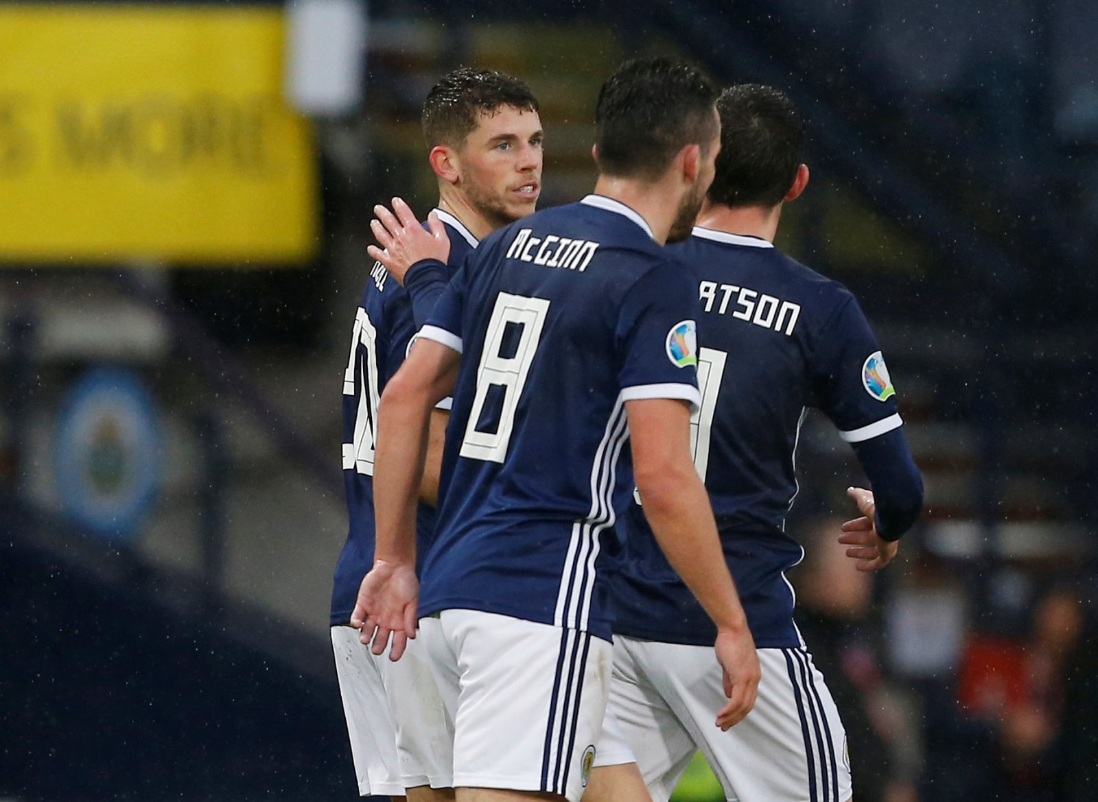 Celtic: Fans on Twitter praise Ryan Christie for Scotland heroics